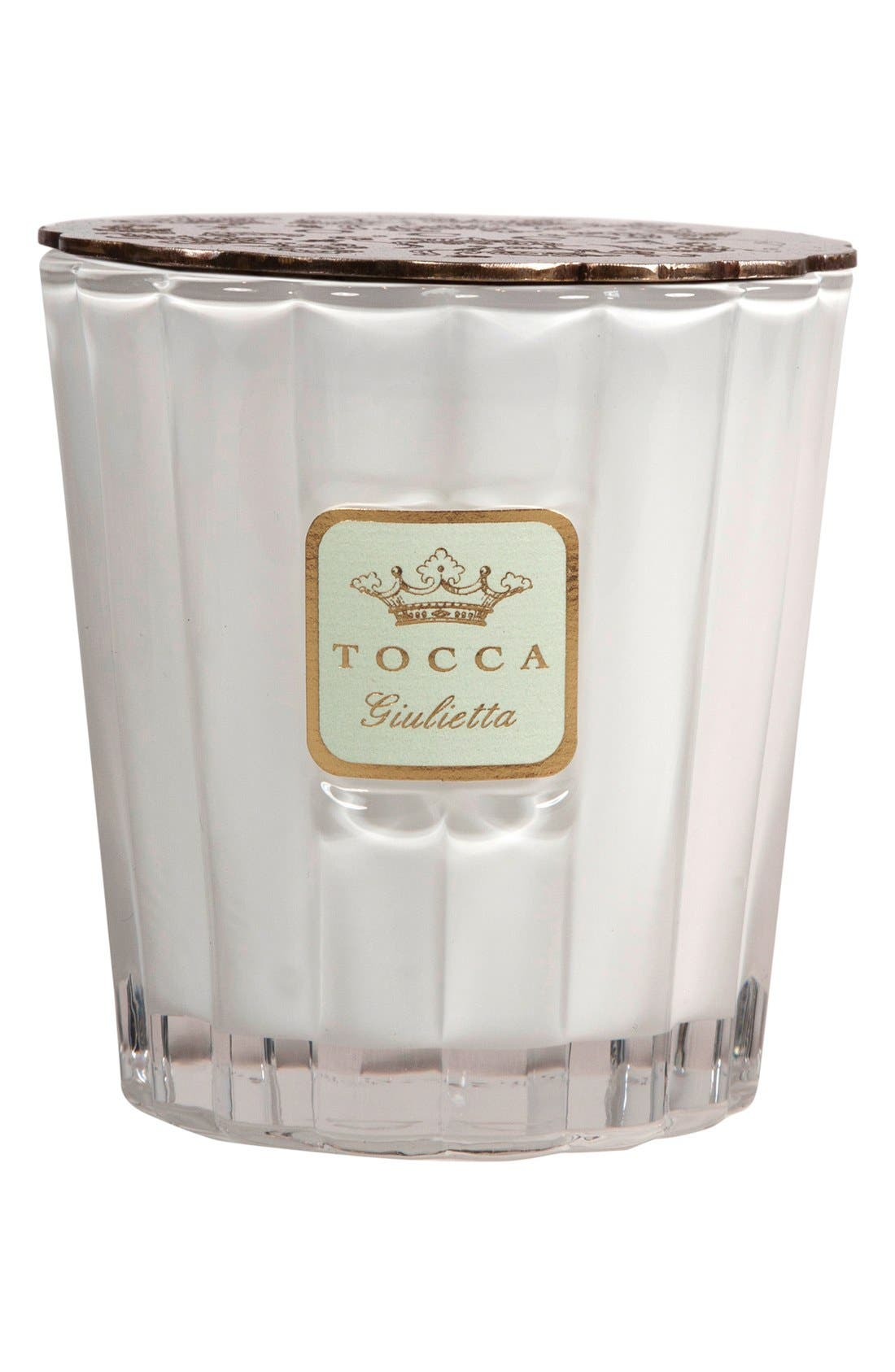 Alternate Image 1 Selected - TOCCA Candela Luxe Candle