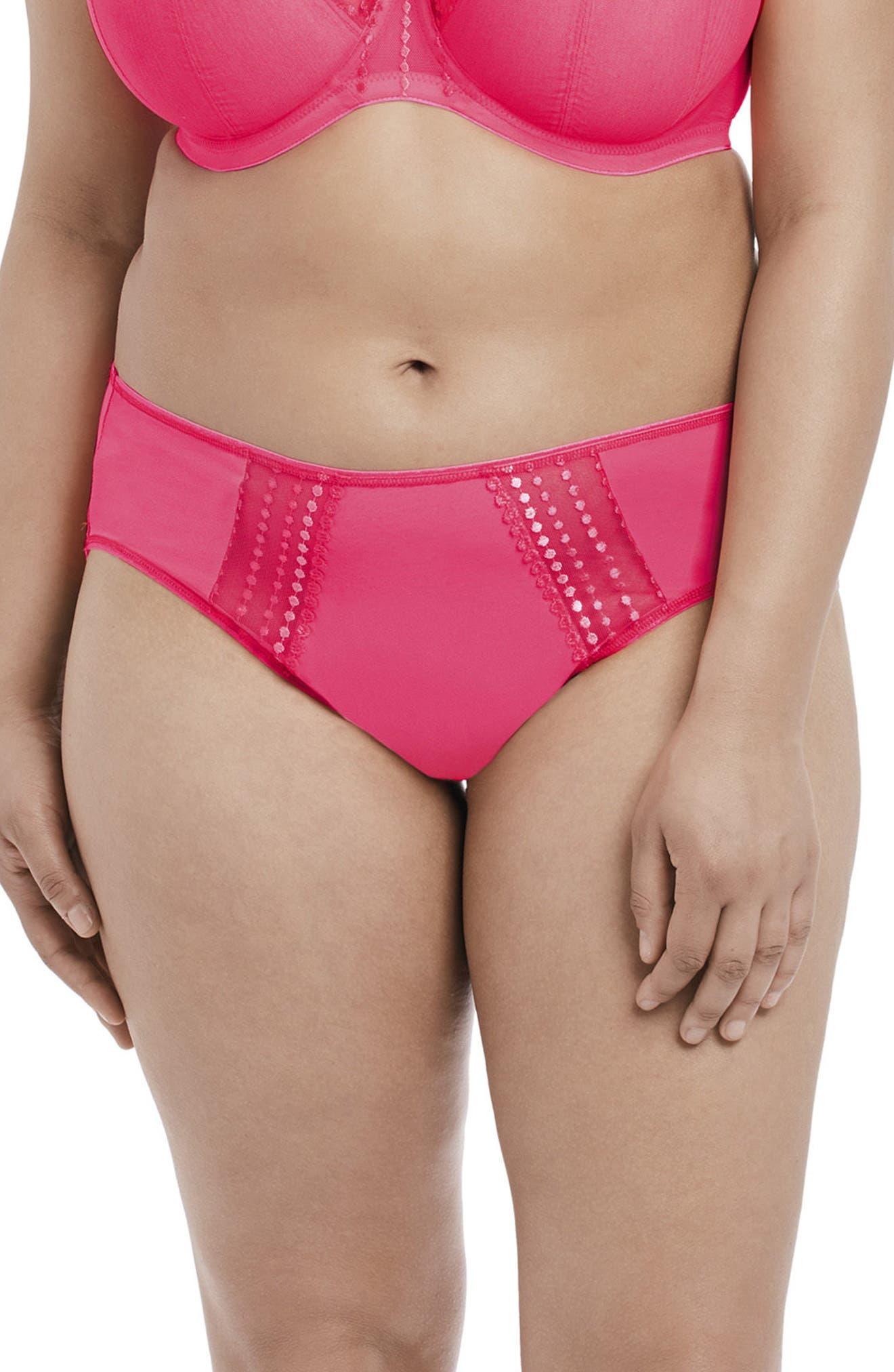 'Matilda' Bikini,                         Main,                         color, Neon Pink