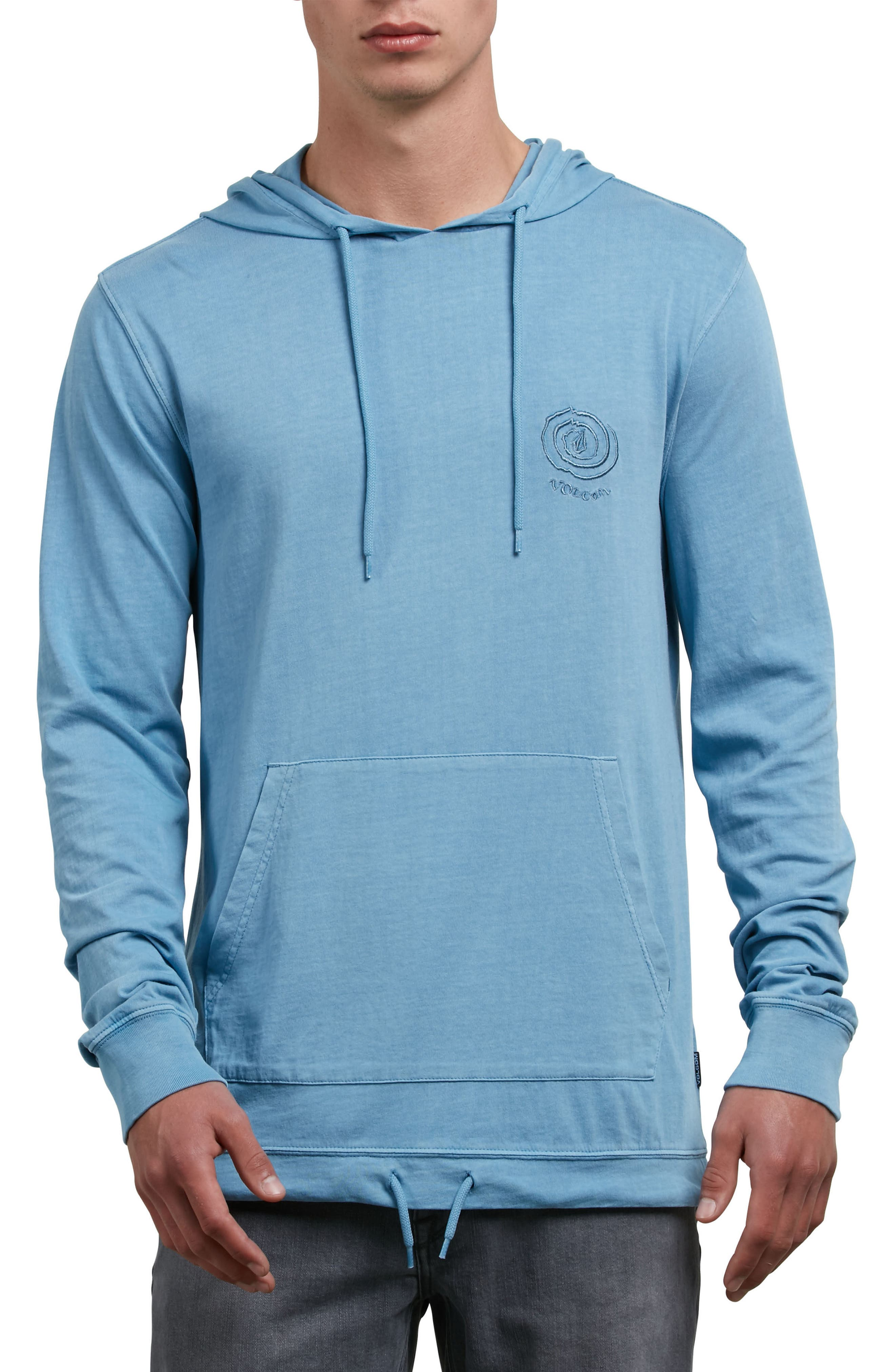 Freestate Hoodie,                         Main,                         color, Indigowork