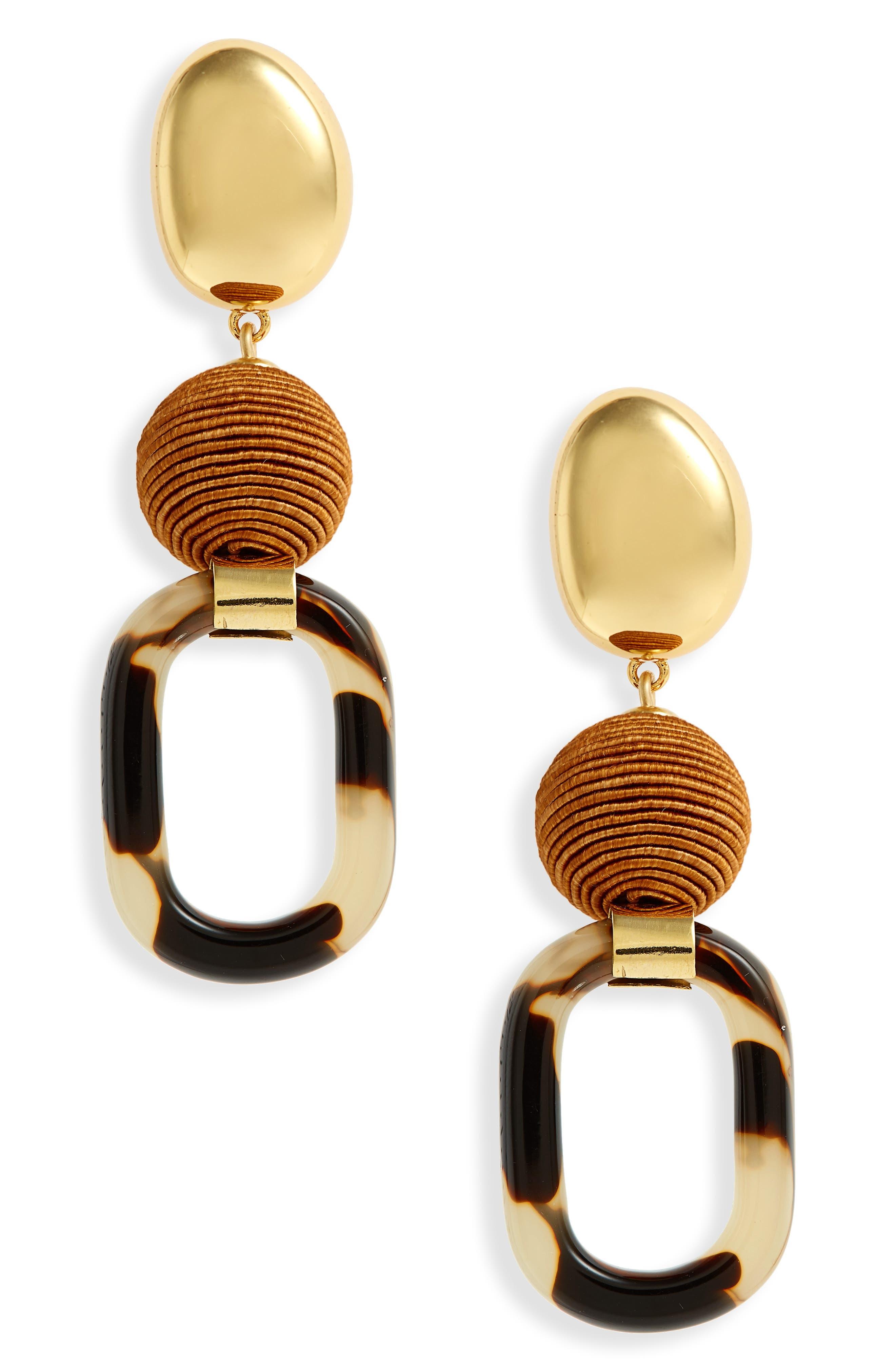 Lizzie Fortunato Element Earrings