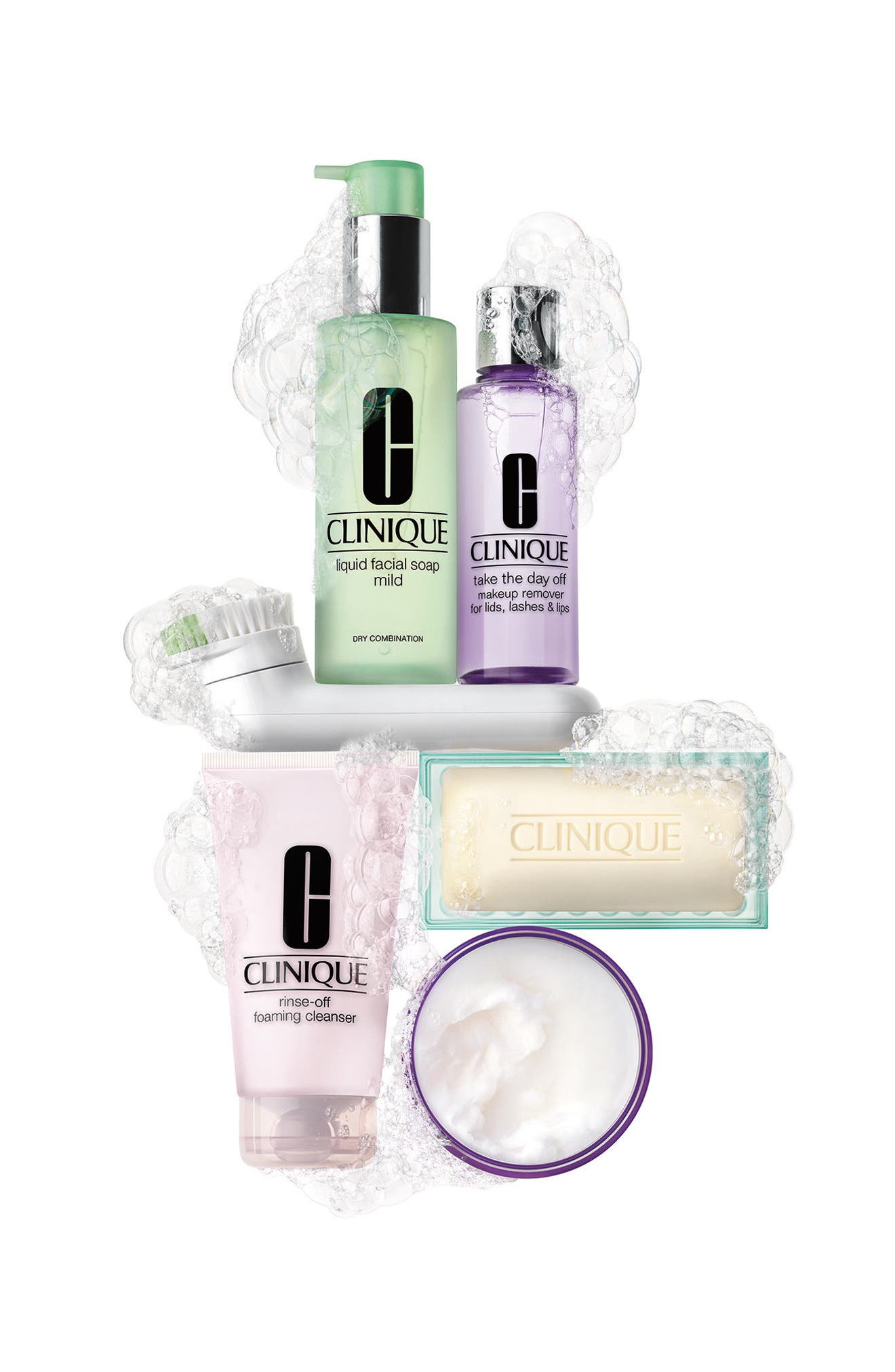 Alternate Image 2  - Clinique Rinse-Off Foaming Cleanser
