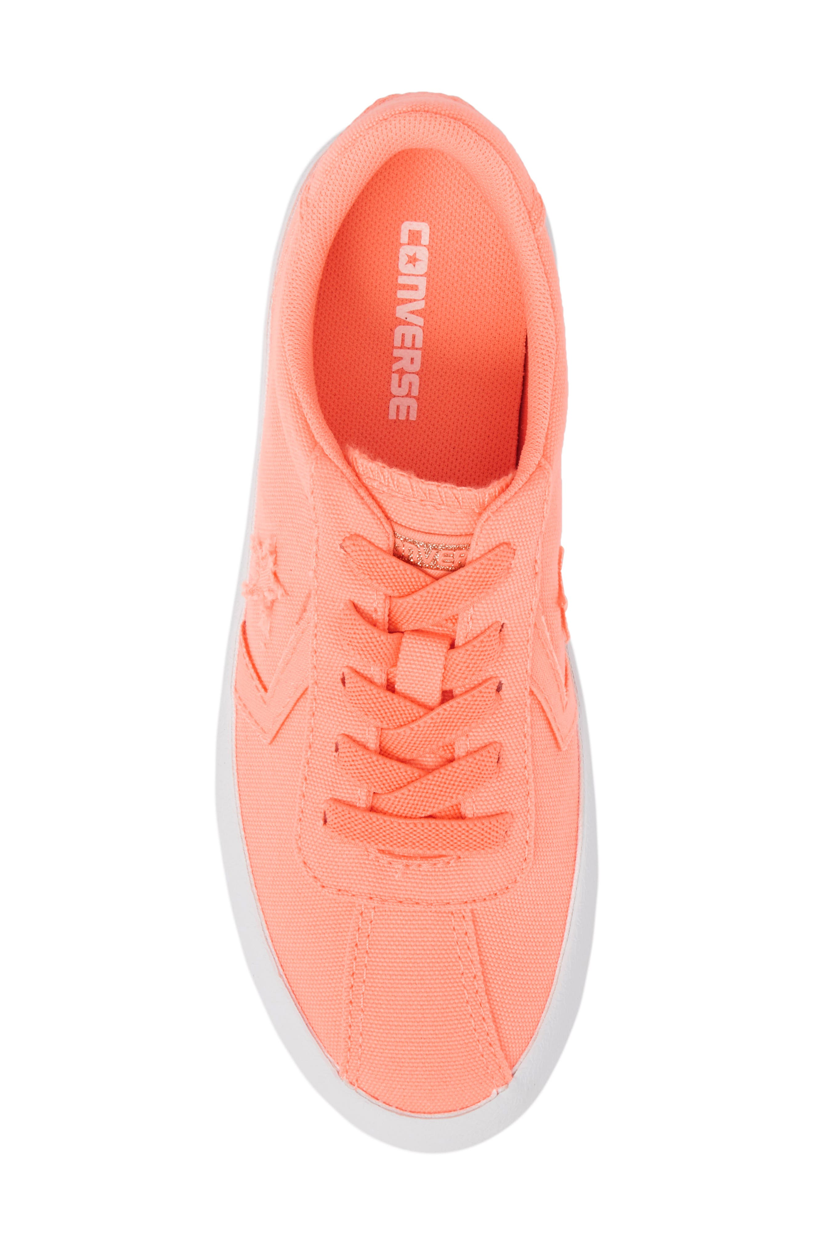 Breakpoint Sneaker,                             Alternate thumbnail 5, color,                             Crimson