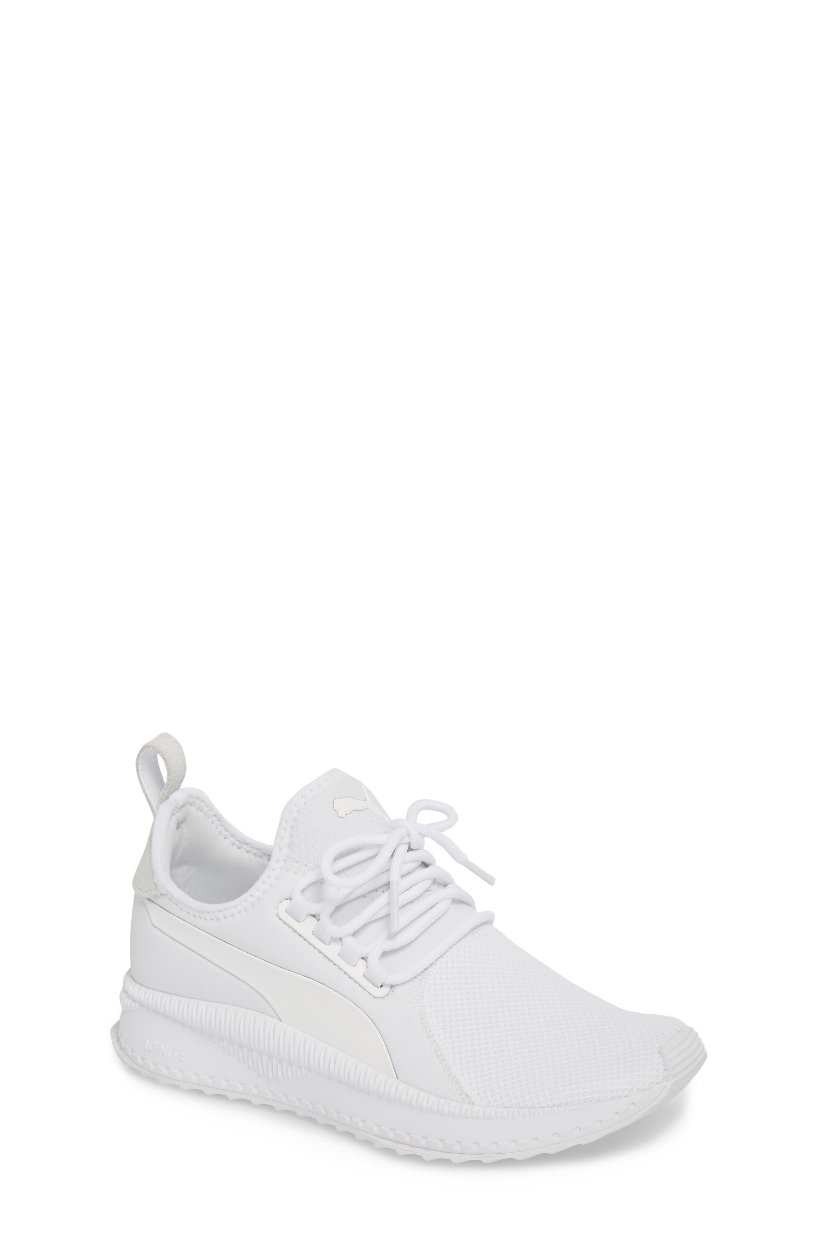 Tsugi Apex Sneaker,                         Main,                         color, White/ White