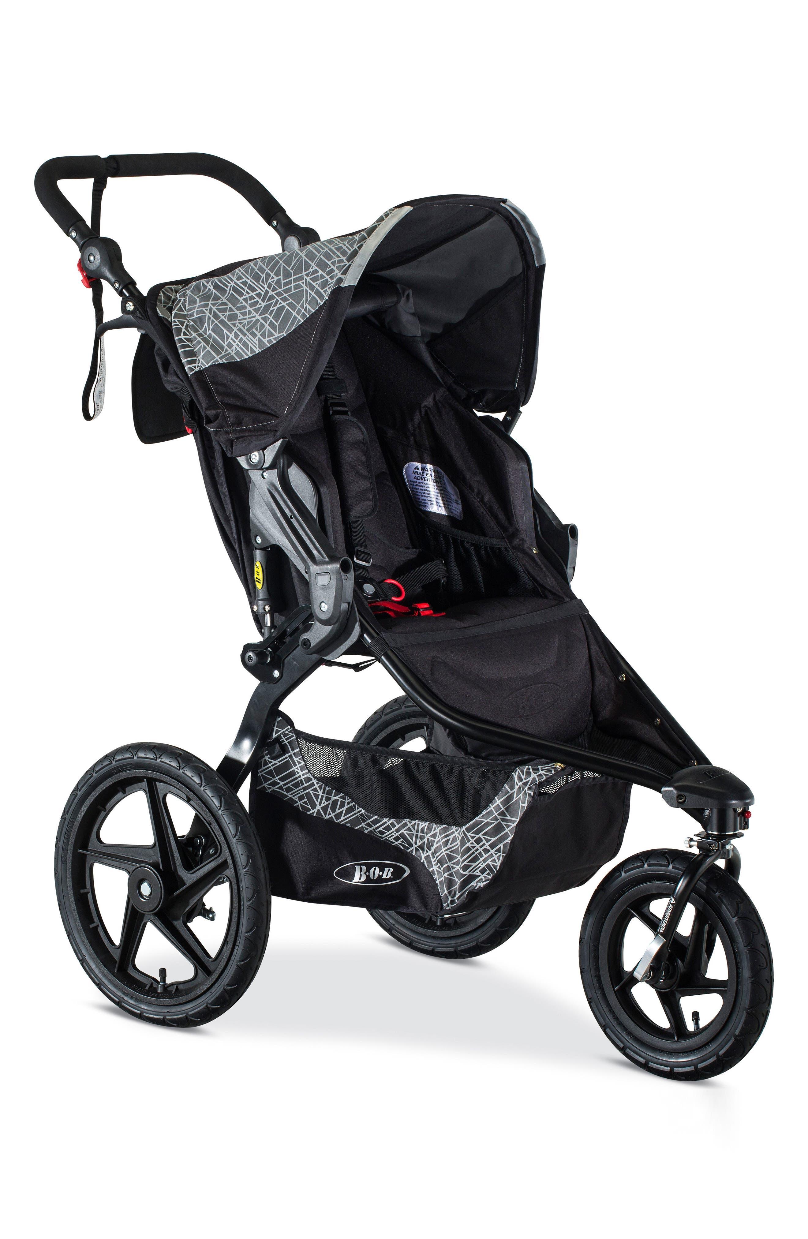 Revolution FLEX Single Jogging Stroller,                         Main,                         color, Lunar
