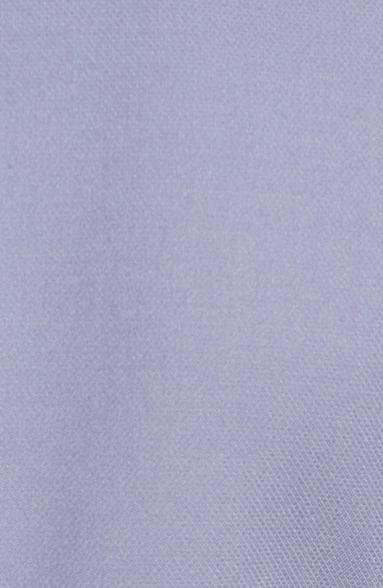 Skinny Fit Suit Jacket,                             Alternate thumbnail 5, color,                             Purple