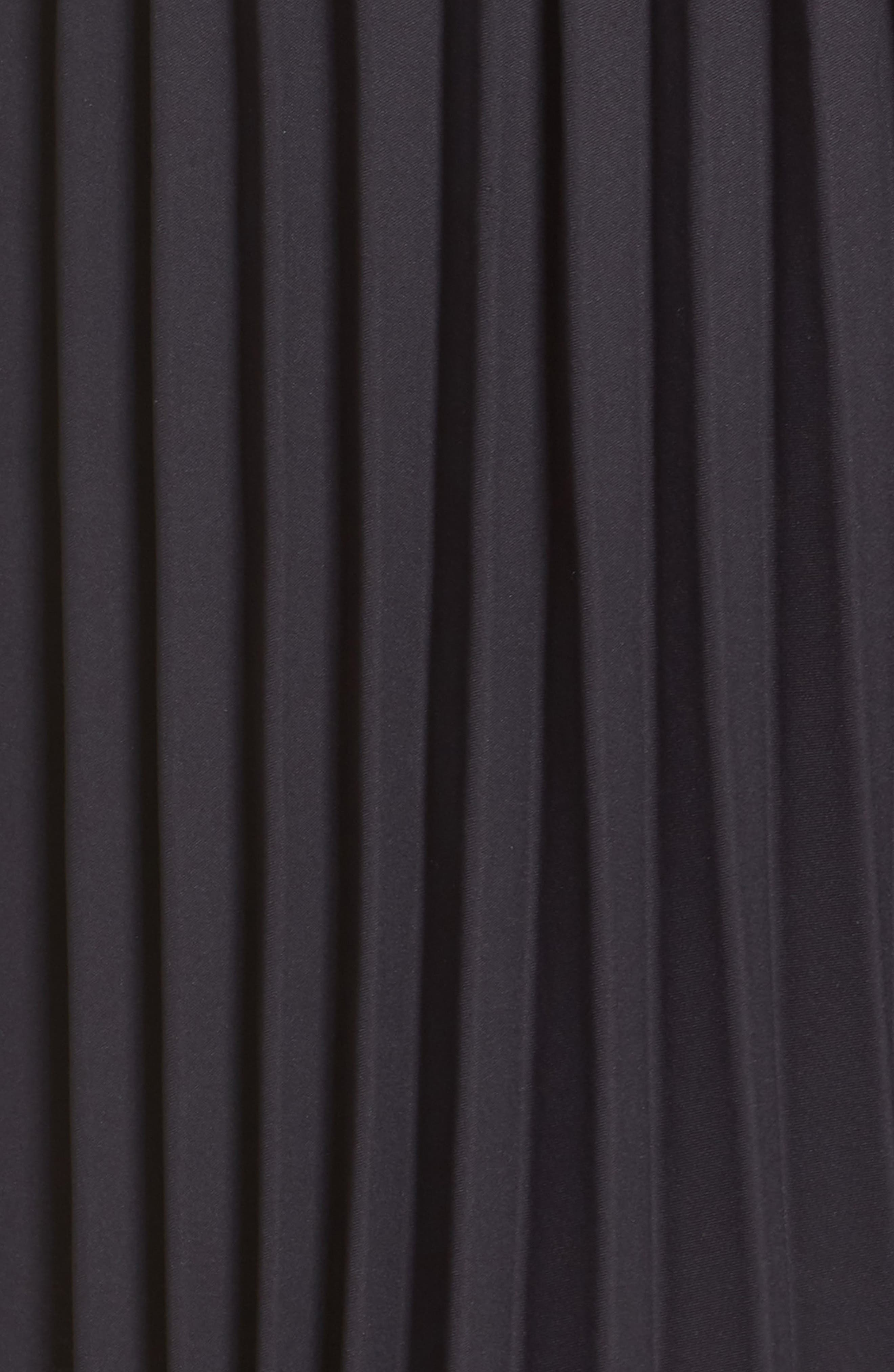 Free People Zephyr Shorts,                             Alternate thumbnail 6, color,                             Black