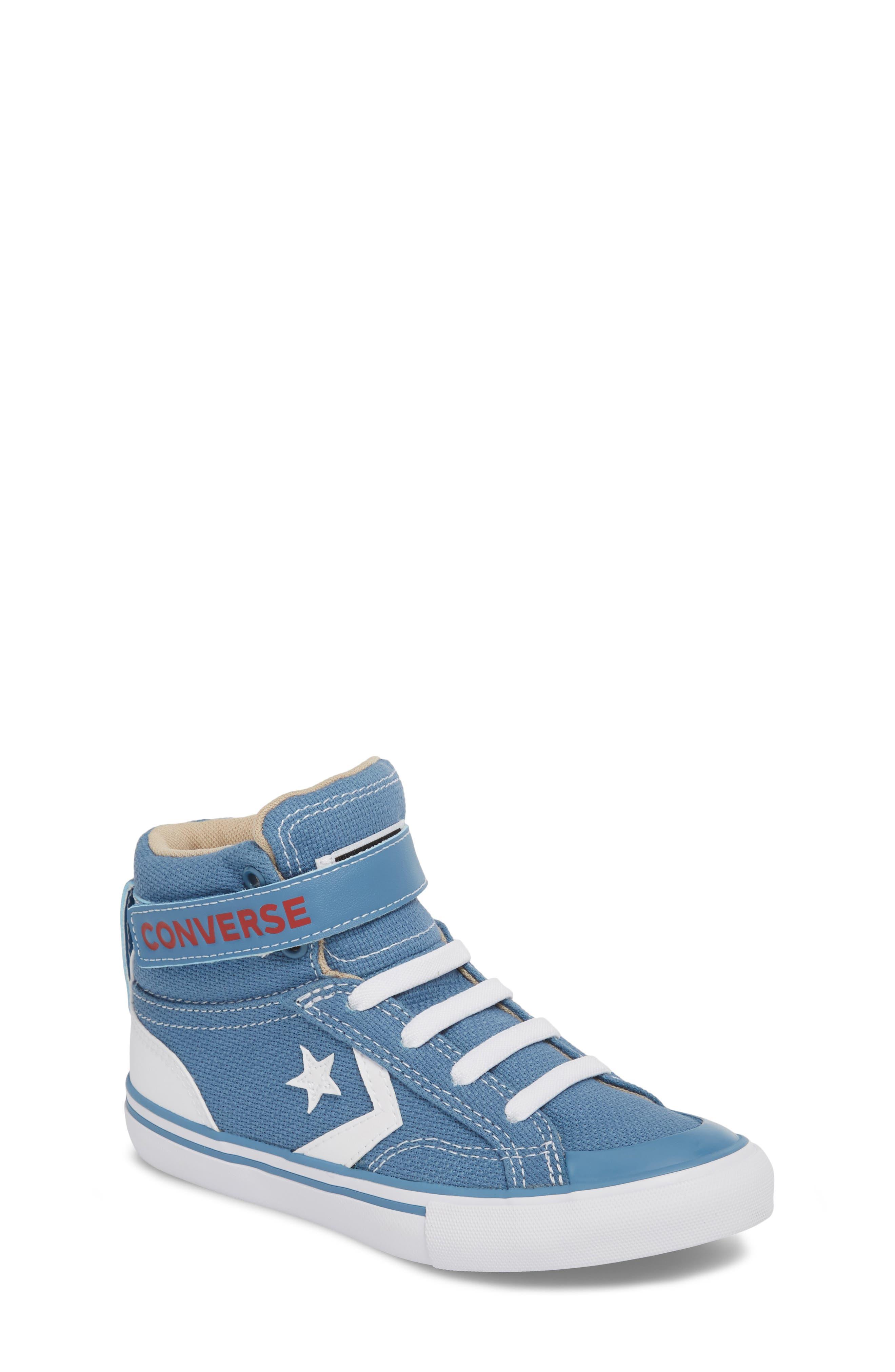 Alternate Image 1 Selected - Converse Pro Blaze High Top Sneaker (Toddler, Little Kid & Big Kid)
