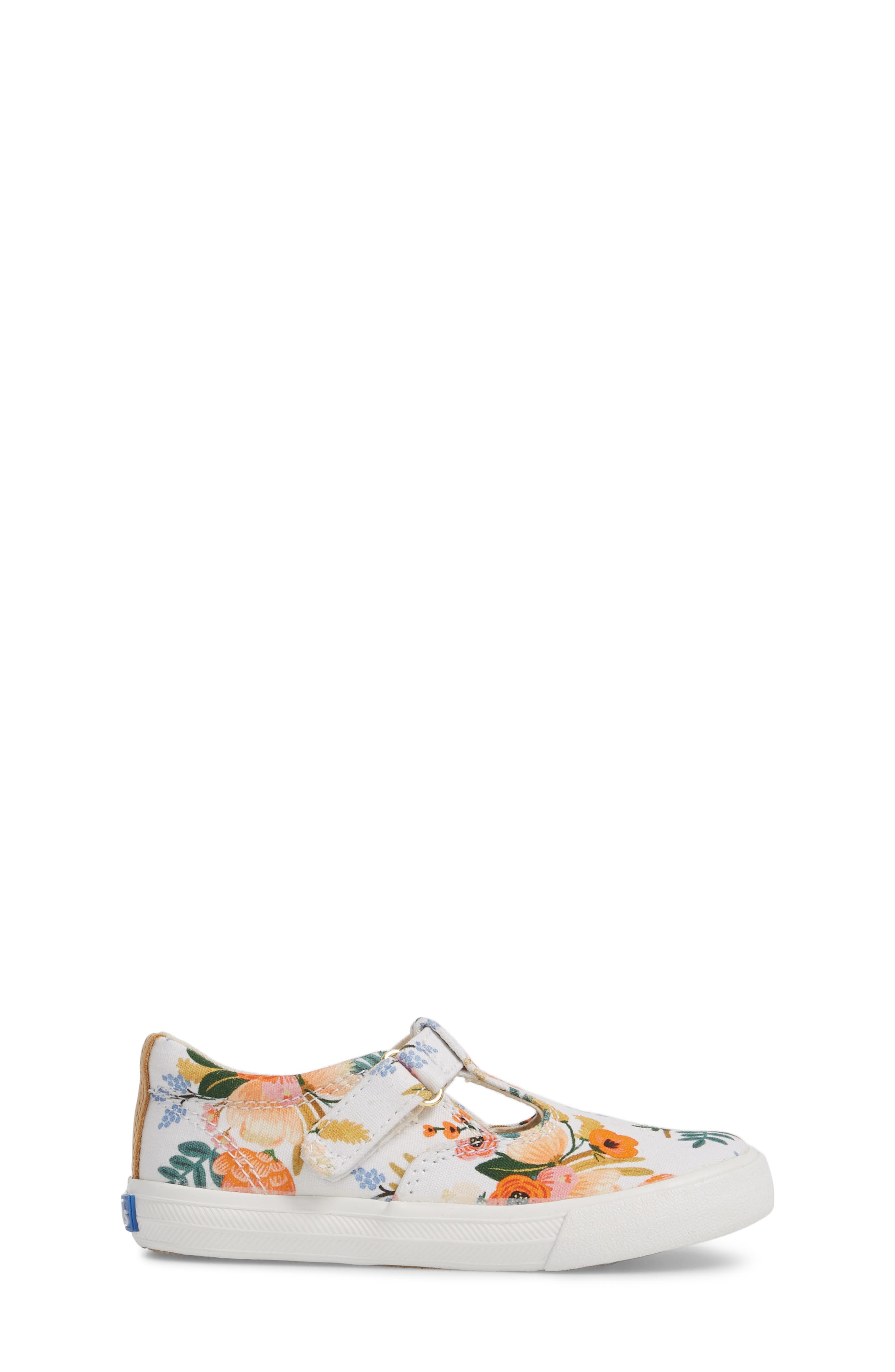 Daphne T-Strap,                             Alternate thumbnail 3, color,                             Lively White