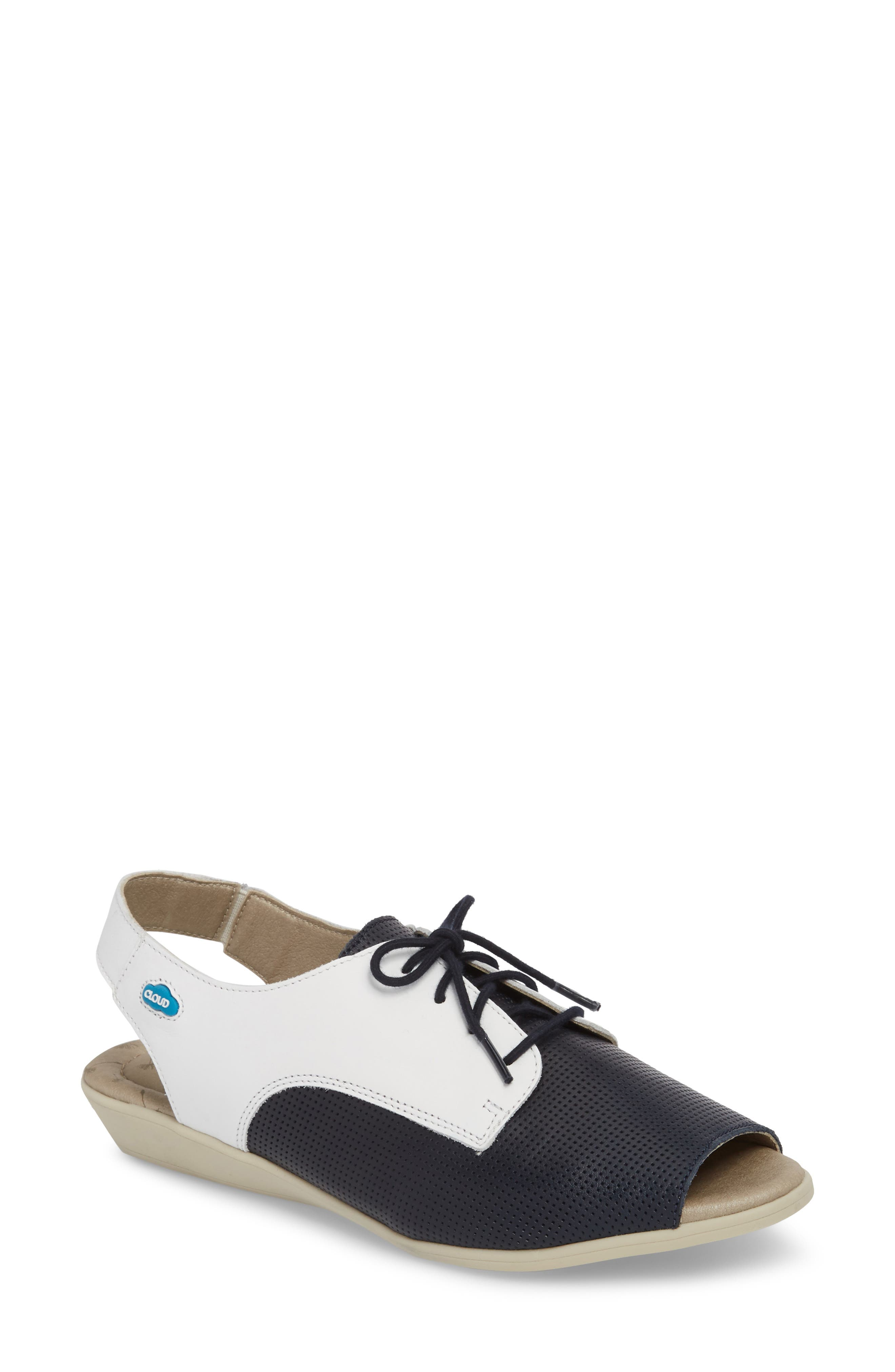 CLOUD Cleone Slingback Sandal (Women)