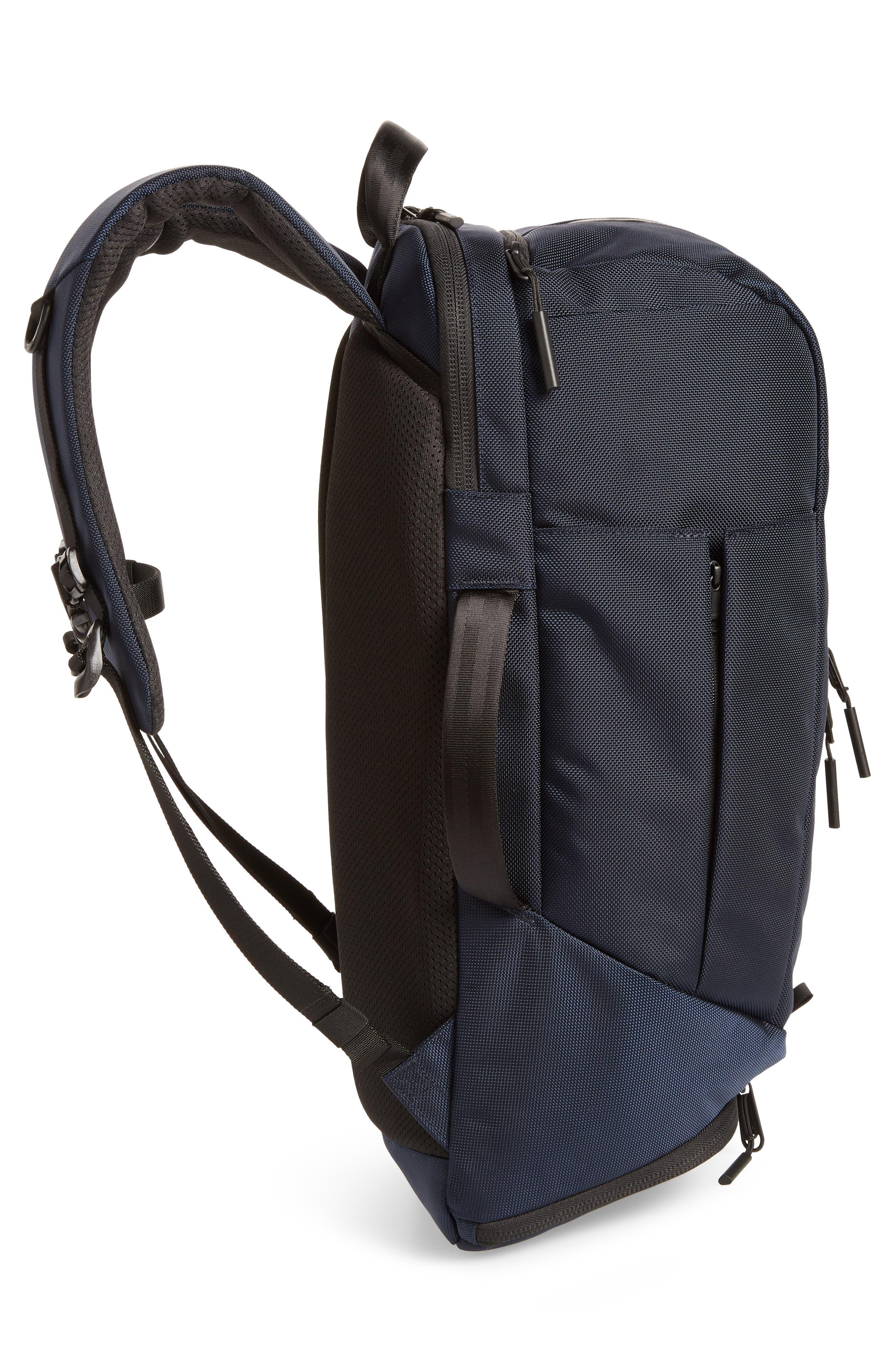 Duffel Pack 2 Convertible Backpack,                             Alternate thumbnail 4, color,                             Navy
