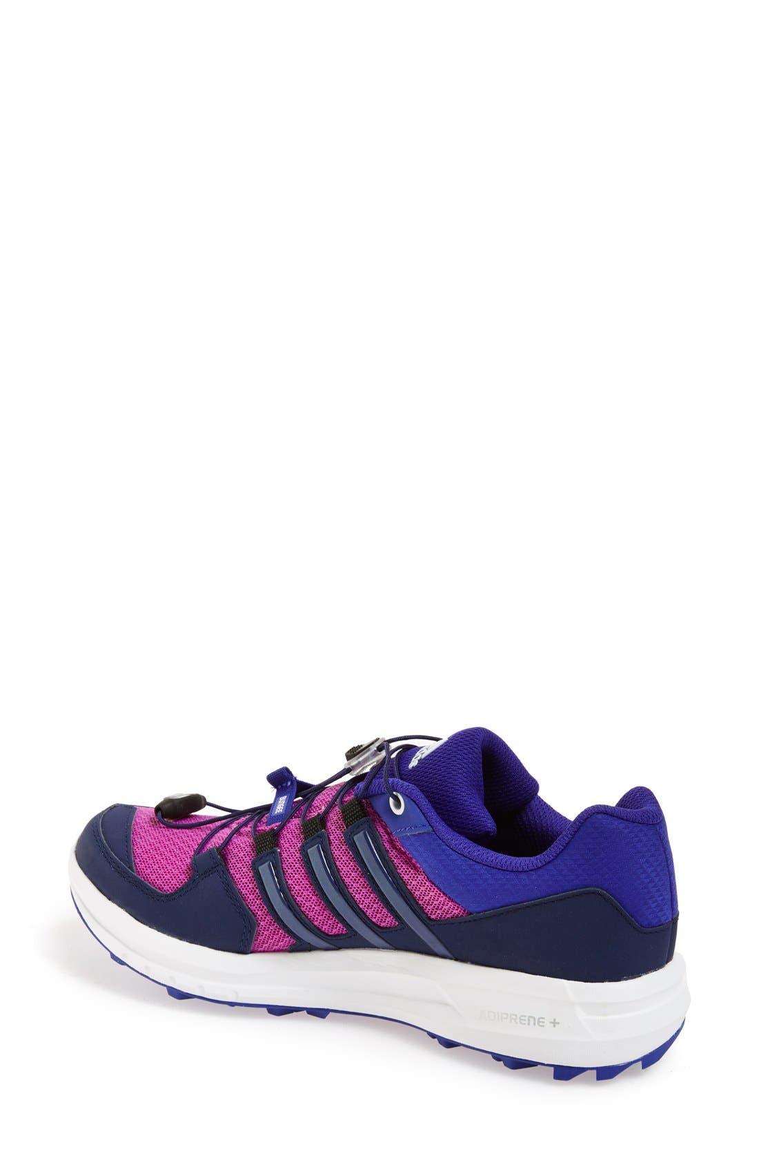 Alternate Image 2  - adidas 'Duramo Cross Trail' Running Shoe (Women)