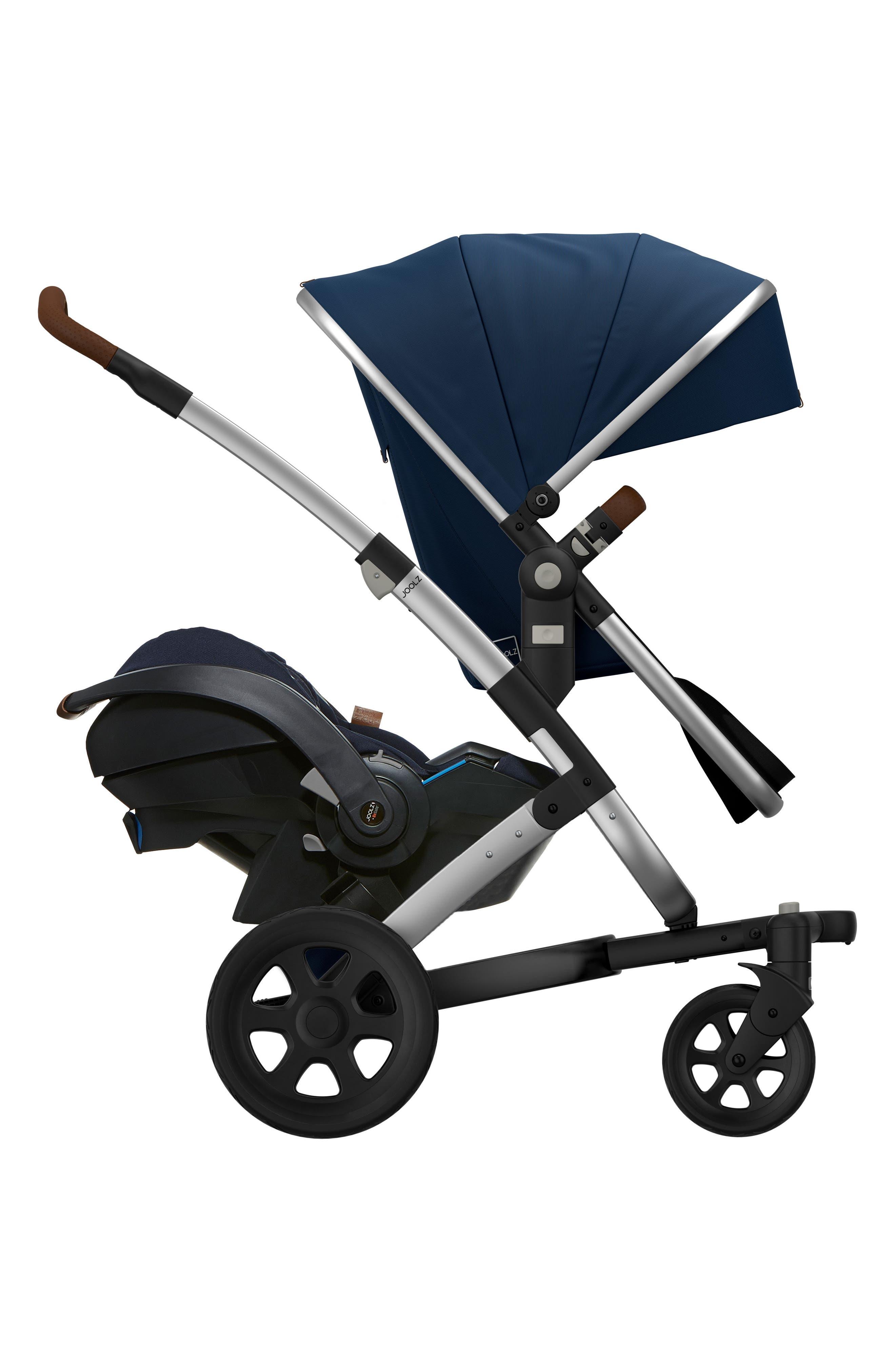 Geo2 Stroller Lower Car Seat Adapter Set,                         Main,                         color, Black