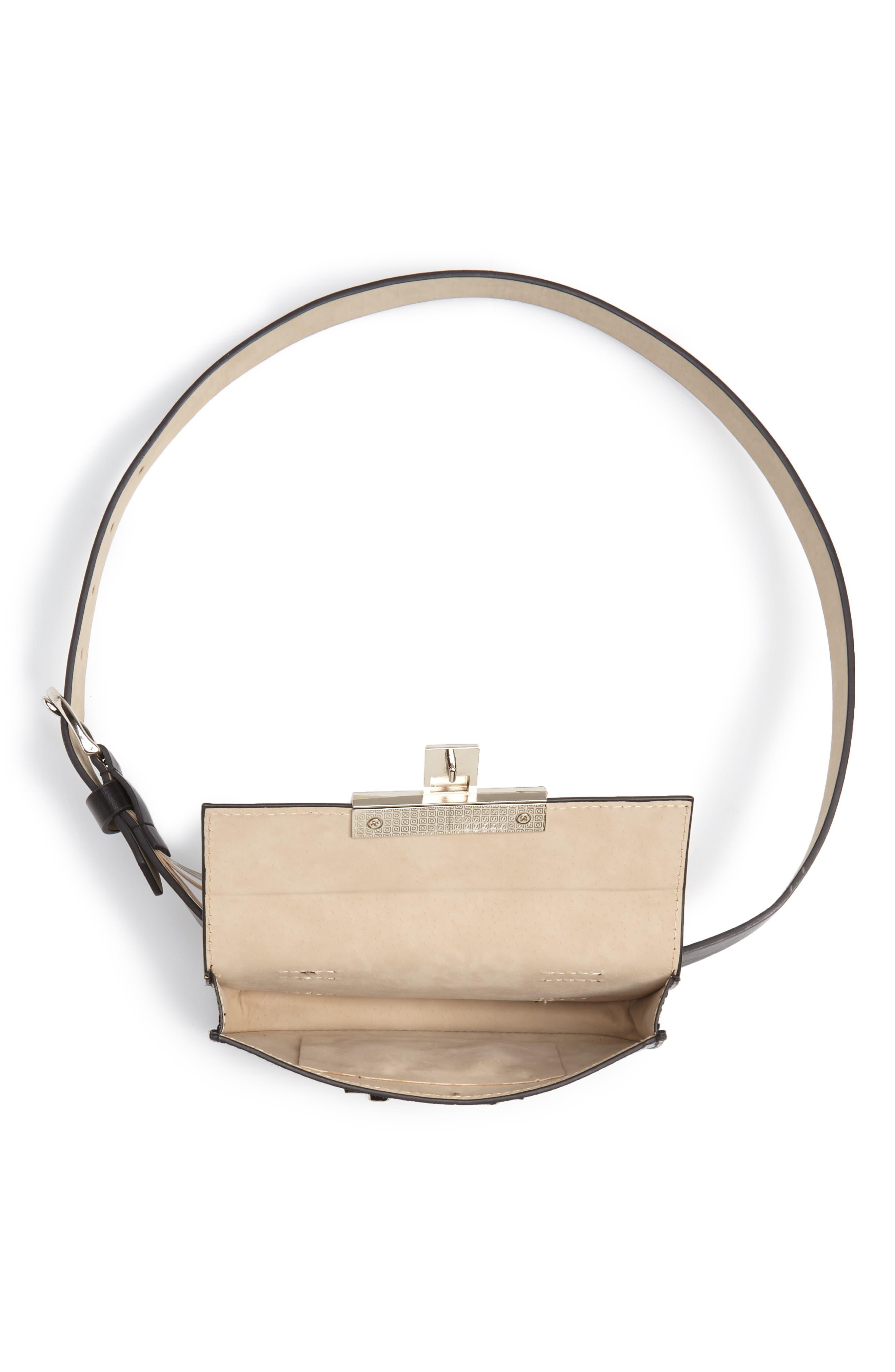 Alternate Image 5  - Steve Madden Hardware Belt Bag
