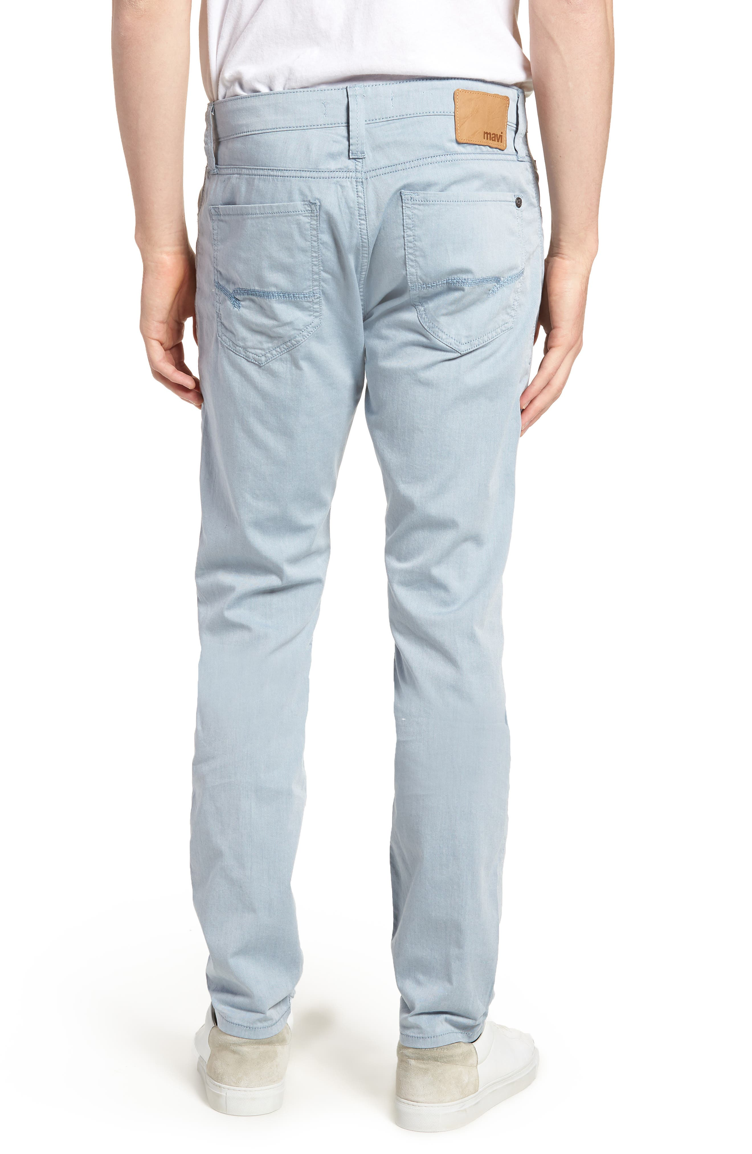 Jake Slim Fit Jeans,                             Alternate thumbnail 2, color,                             Blue Reversed