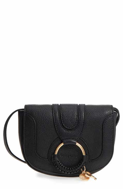 2719fab9a48ed See by Chloé Mini Hana Leather Crossbody Bag