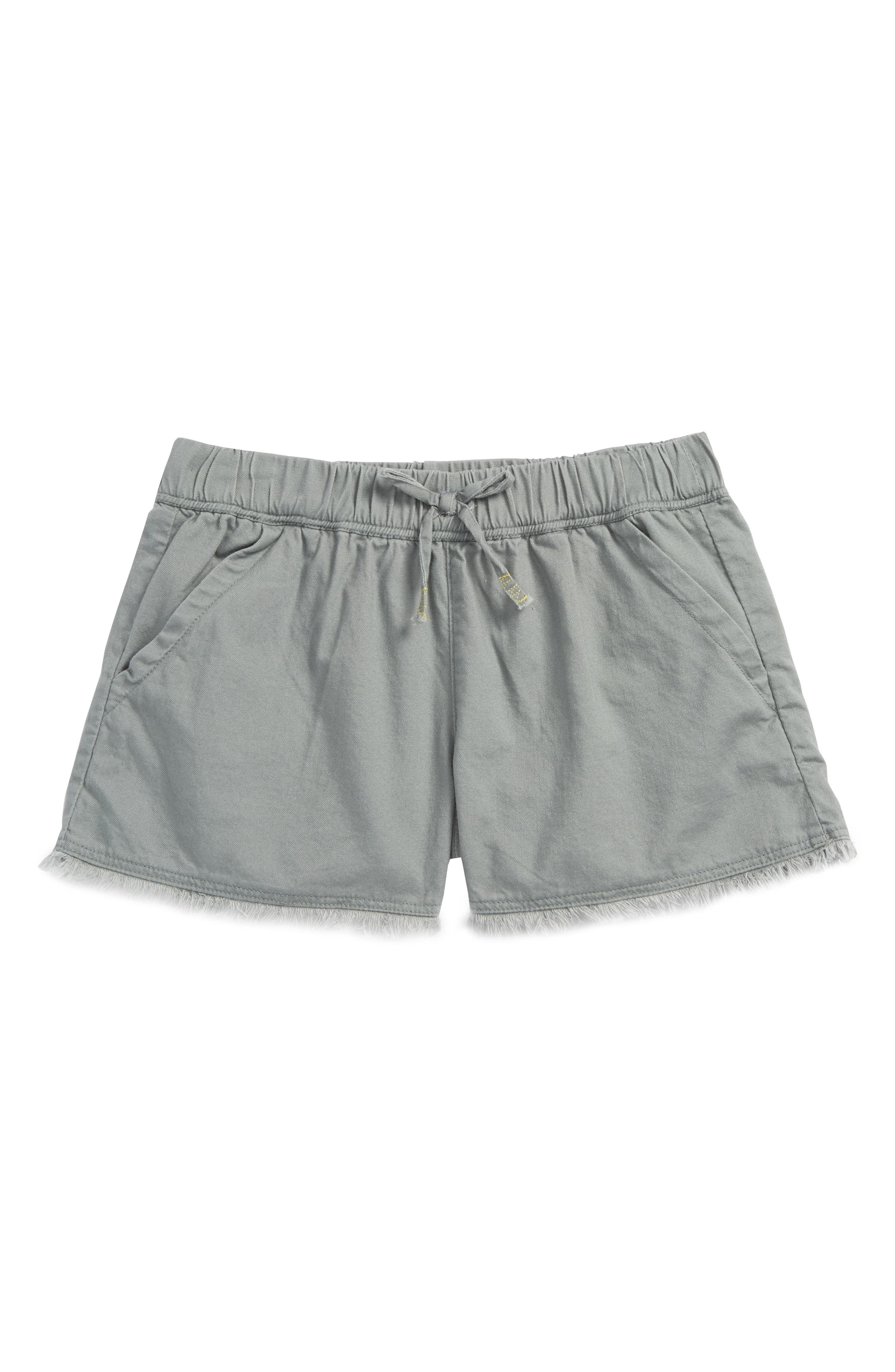 Splendid Twill Shorts (Big Girls)