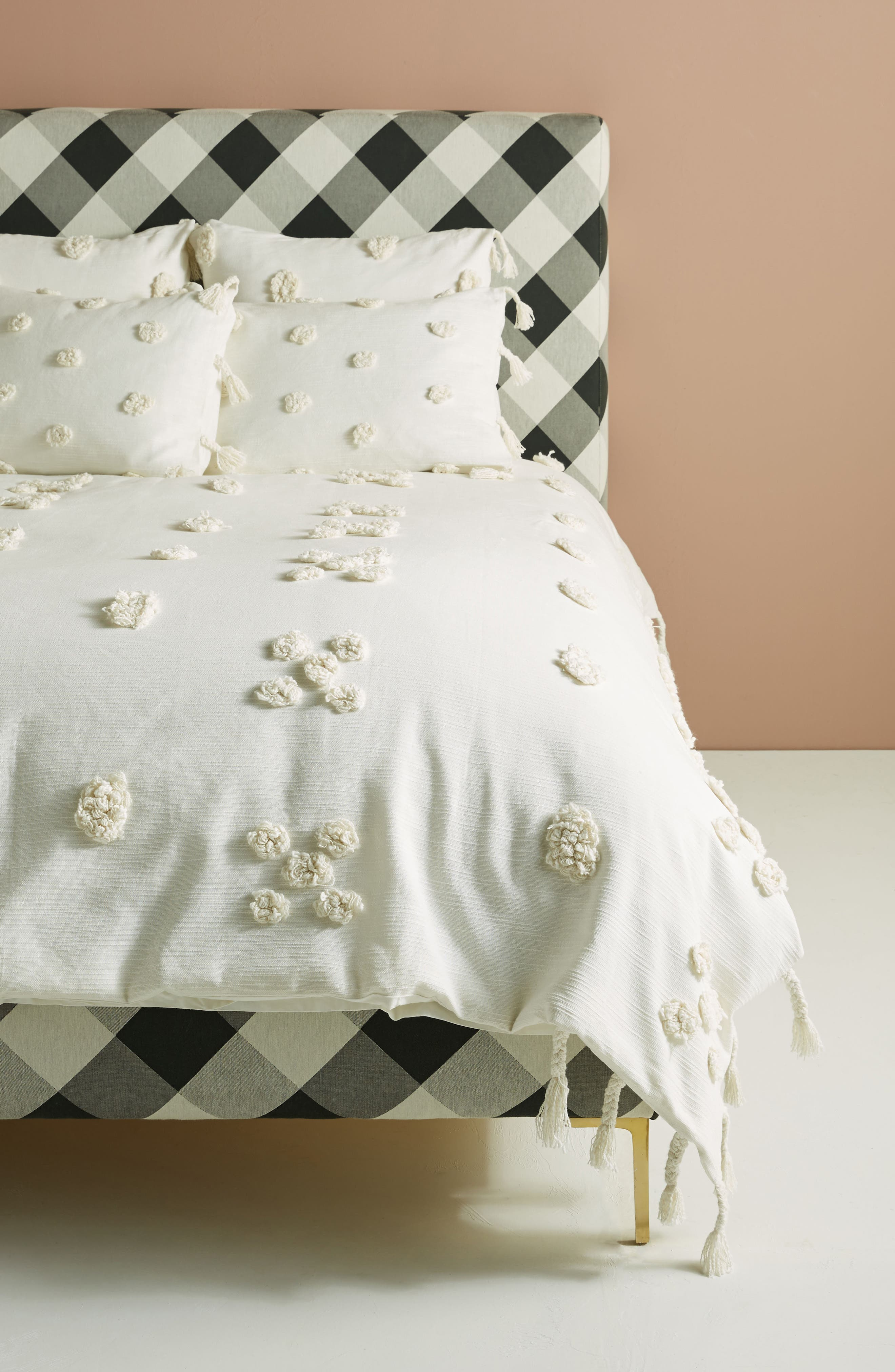 Awesome Anthropologie Tufted Pavarti Duvet Cover