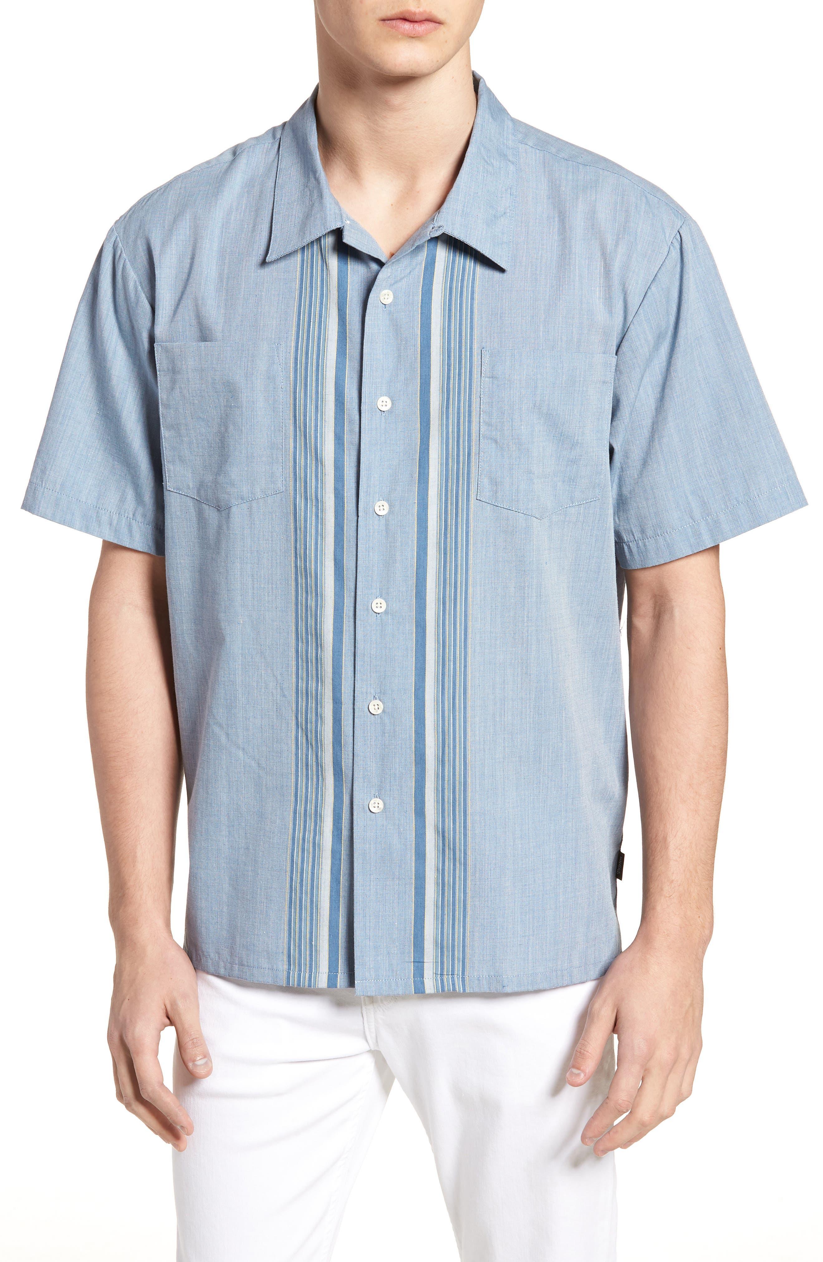 Brixton Cruze Woven Shirt
