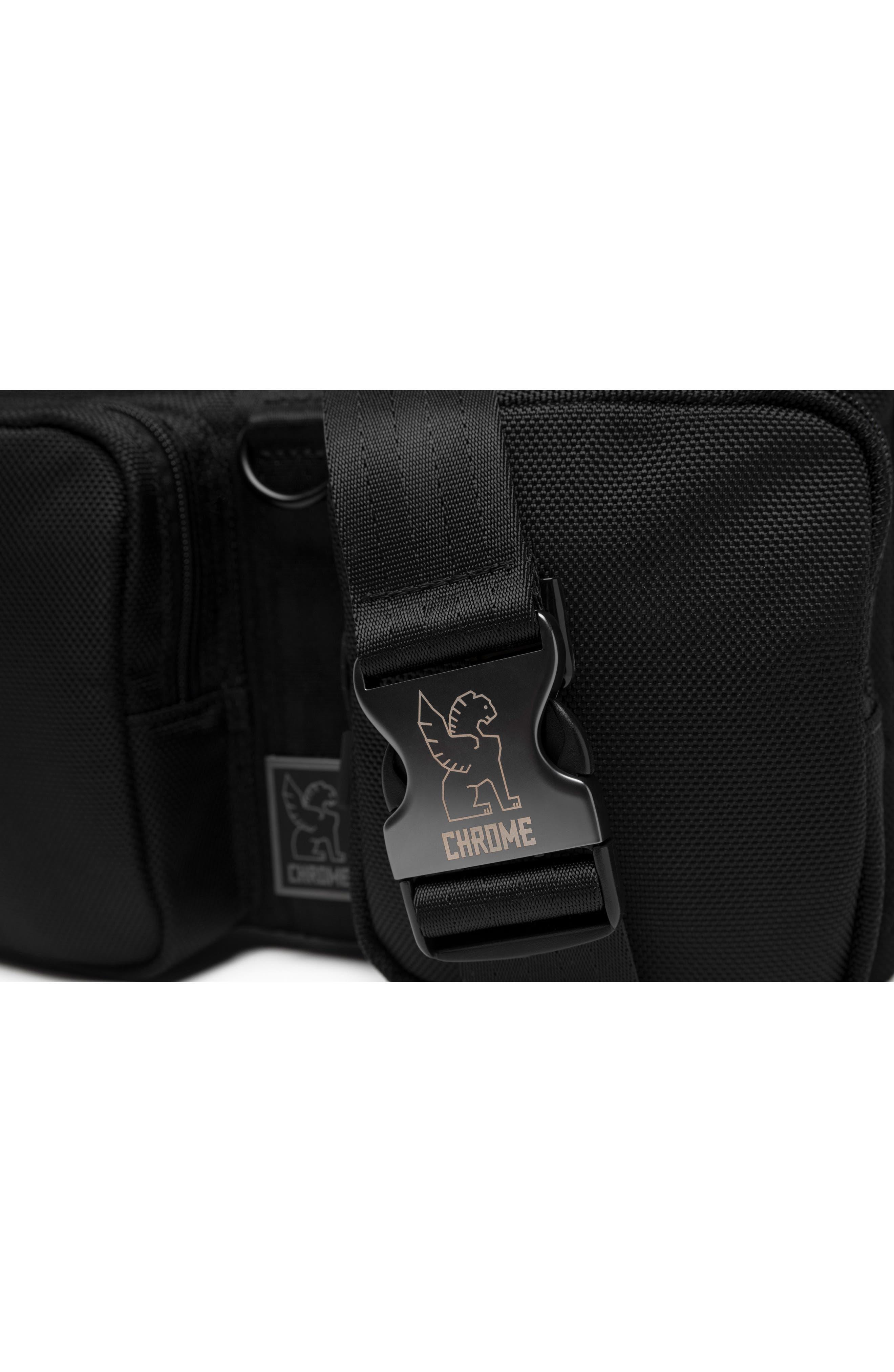 MXD Segment Sling Bag,                             Alternate thumbnail 6, color,                             All Black