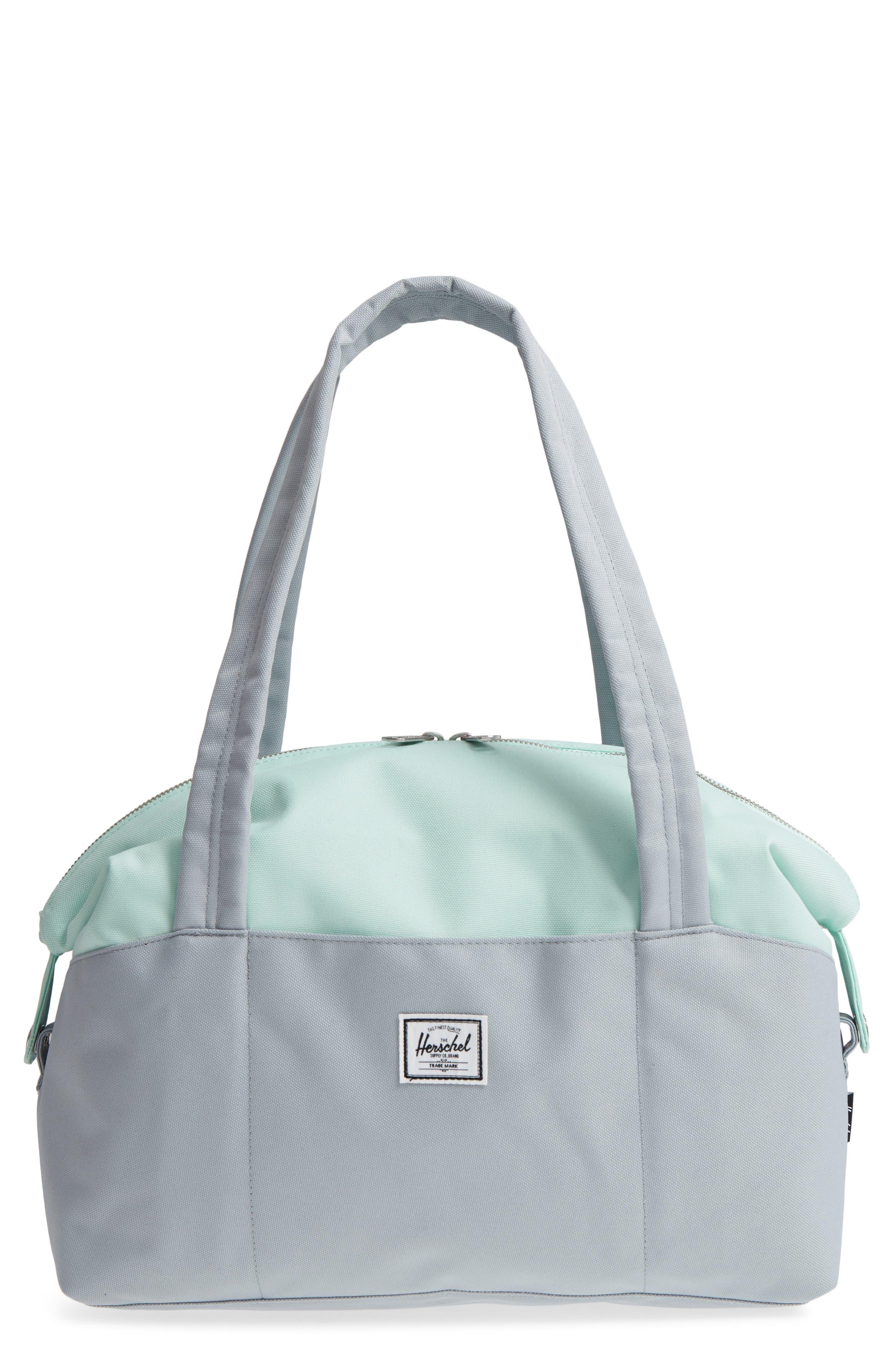 Extra Small Strand Duffel Bag,                         Main,                         color, Quarry/ Yuca