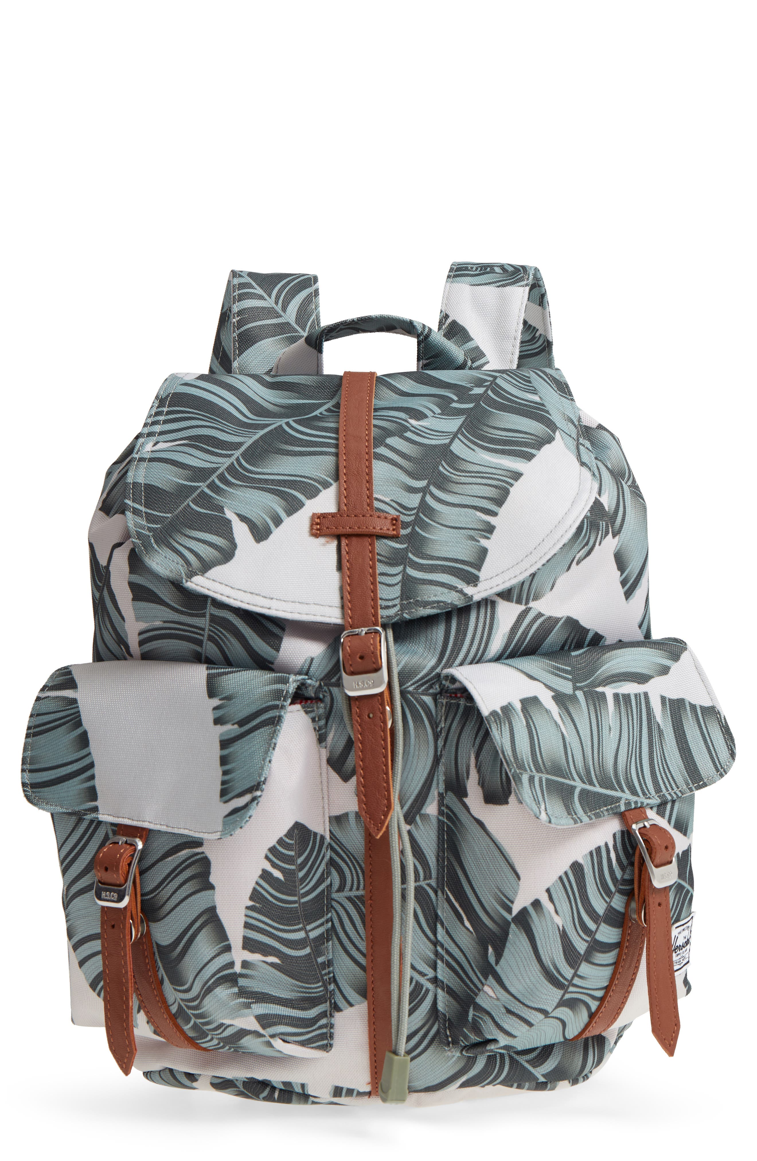 X-Small Dawson Backpack,                         Main,                         color, Silver Birch Palm