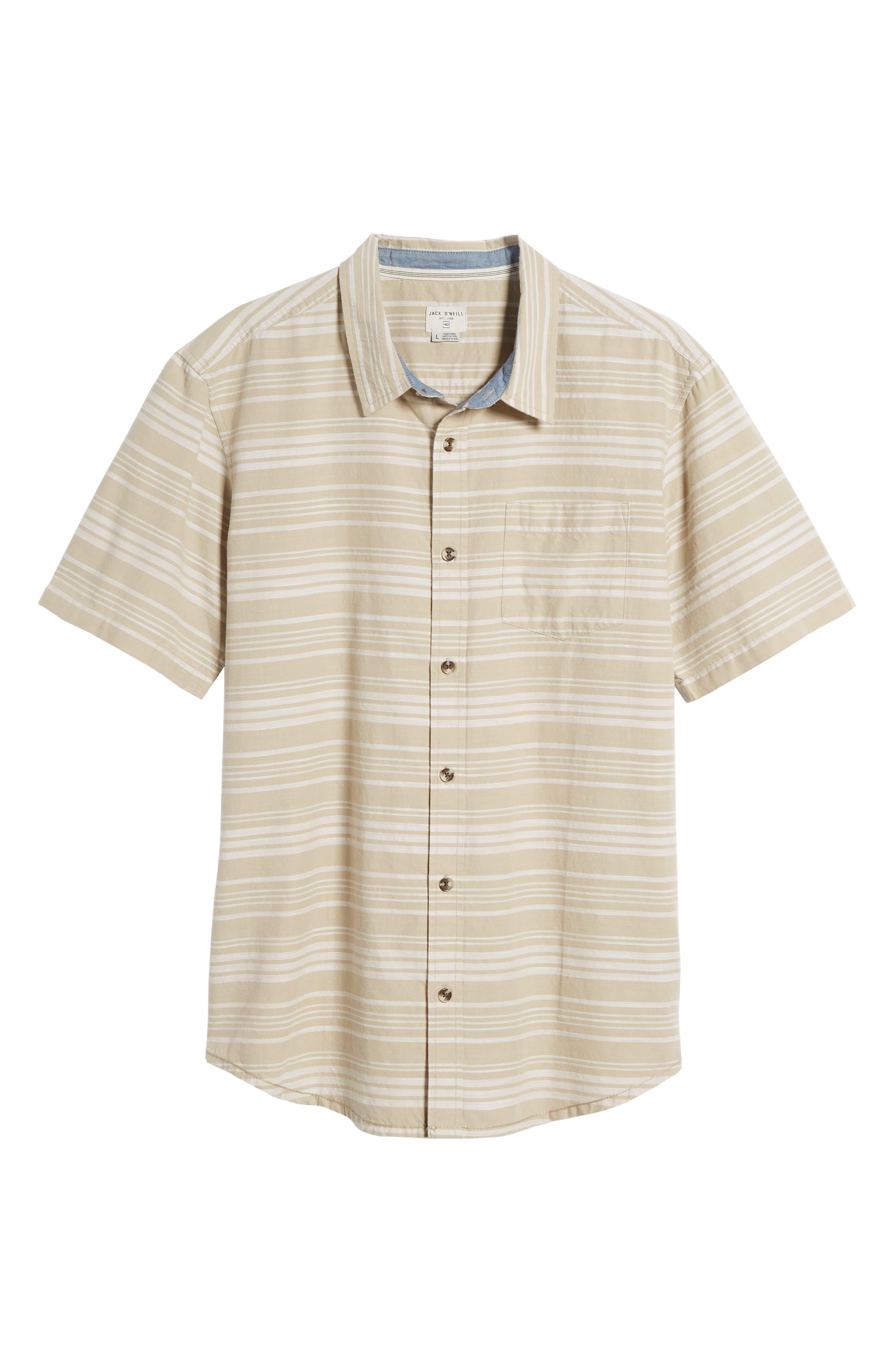 Alternate Image 6  - Jack O'Neill Line Up Sport Shirt