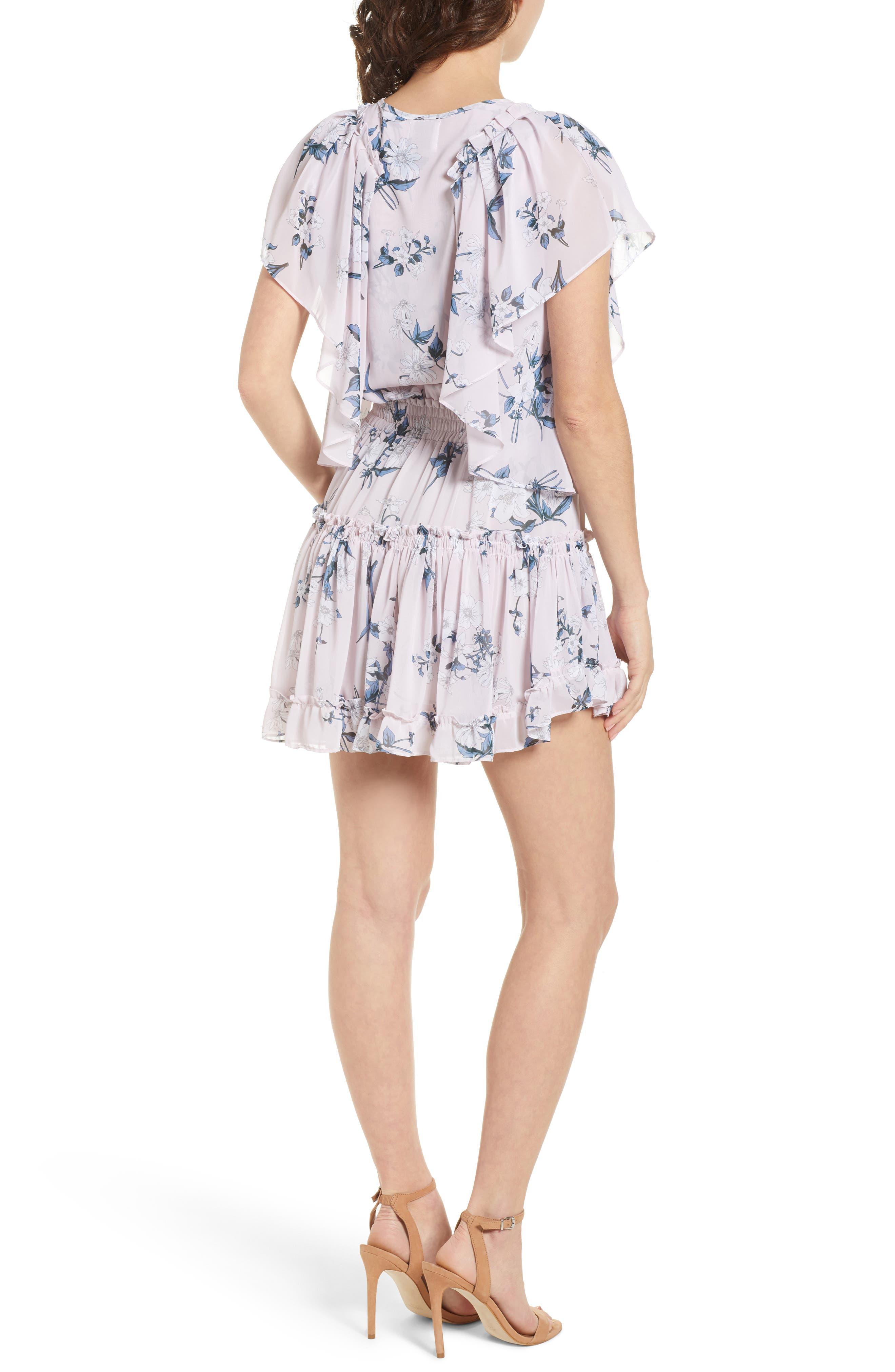 Lullu Dress,                             Alternate thumbnail 2, color,                             Multi Fe15