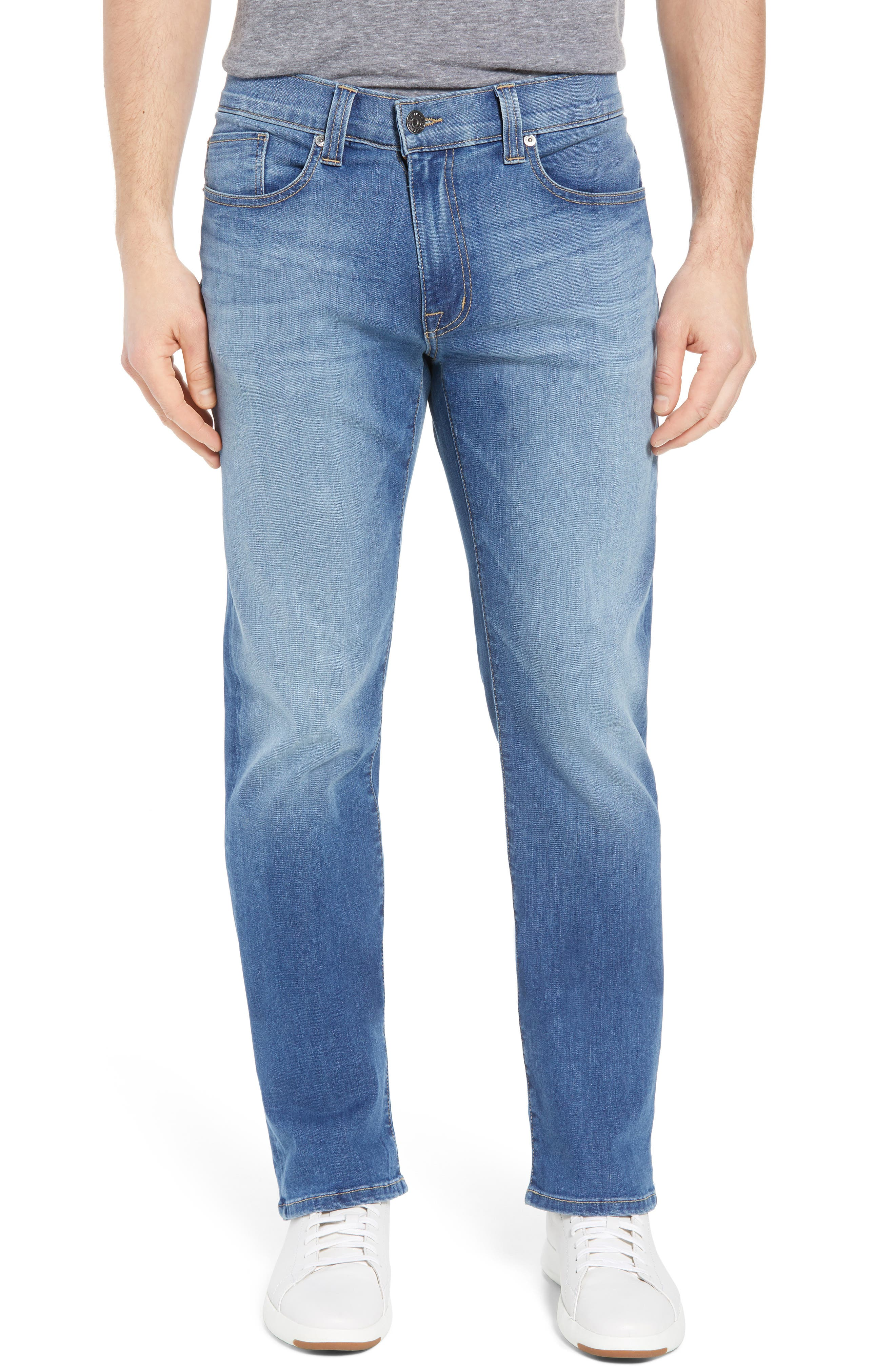 50-11 Relaxed Fit Jeans,                         Main,                         color, Elysium