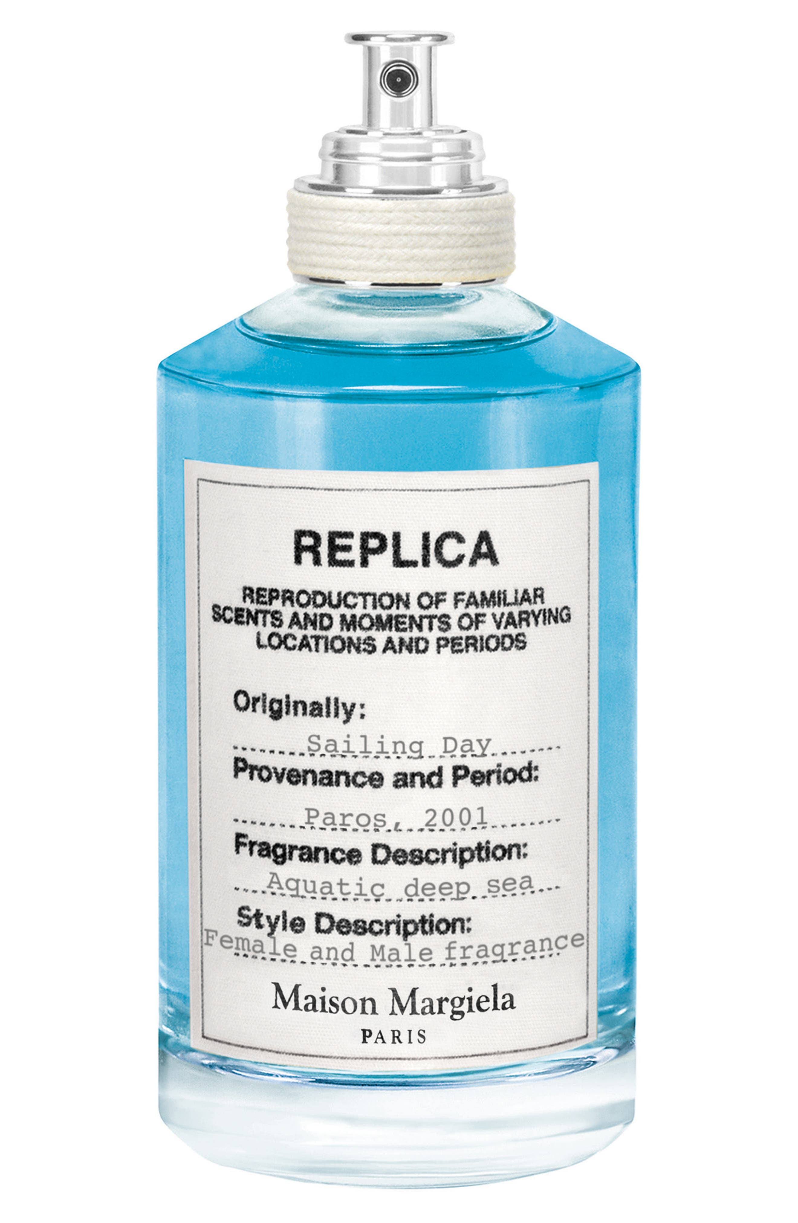 Replica Sailing Day Eau de Toilette Spray,                             Main thumbnail 1, color,                             No Color