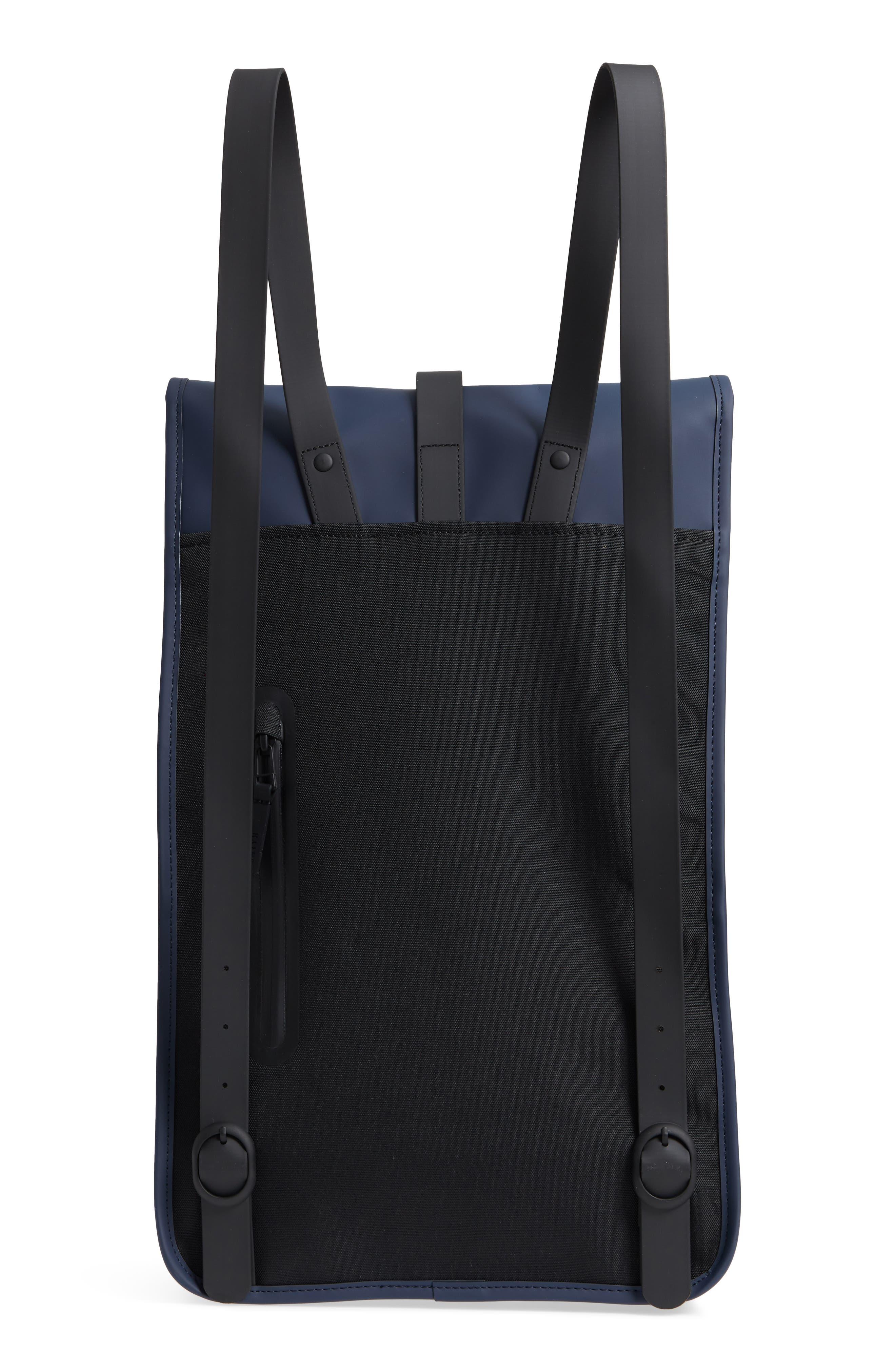 Waterproof Backpack,                             Alternate thumbnail 3, color,                             Blue