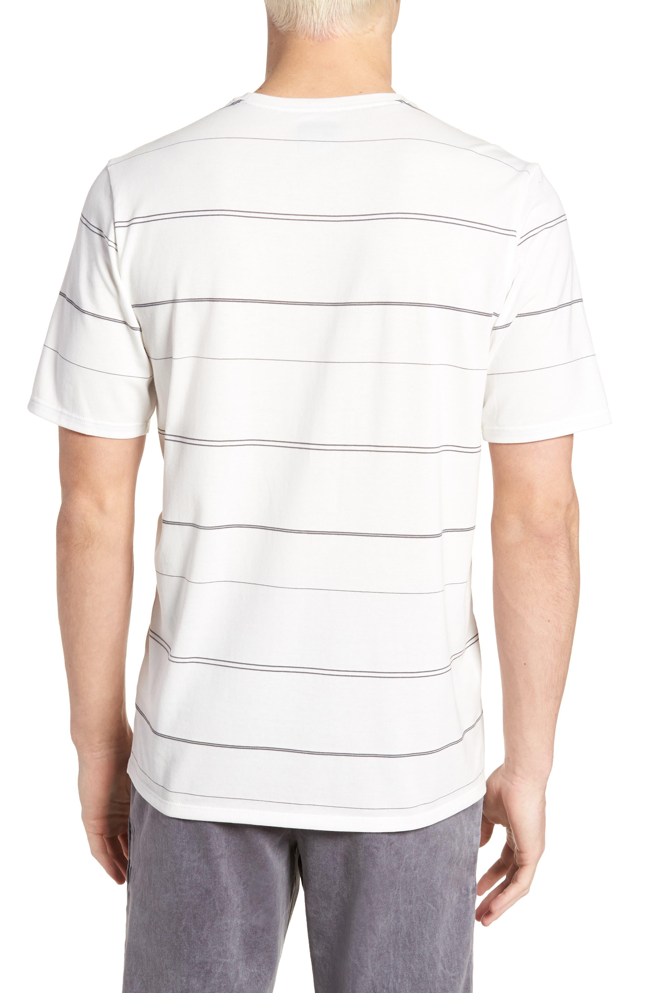 Dri-FIT New Wave T-Shirt,                             Alternate thumbnail 2, color,                             Summit White