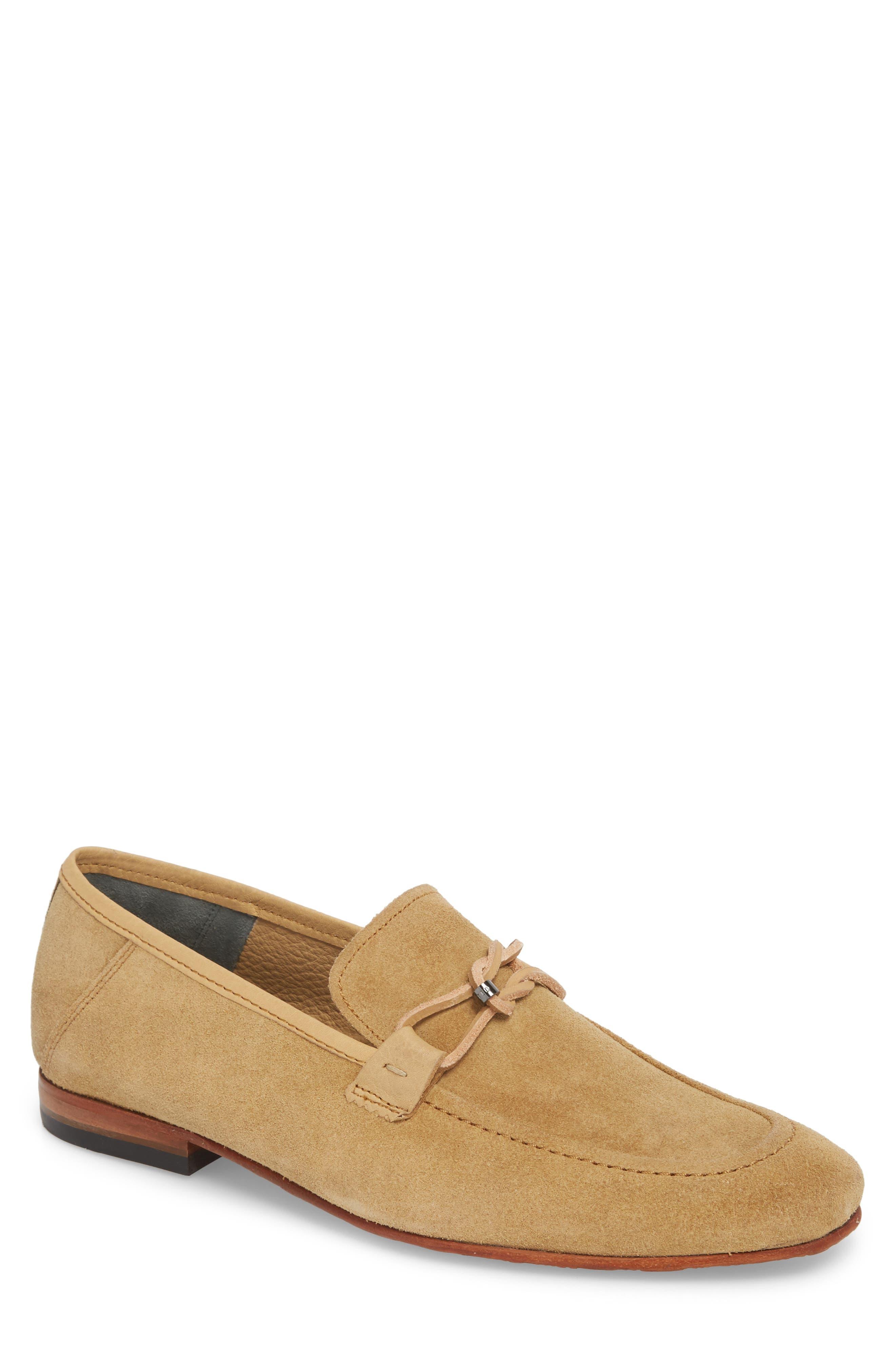 Ted Baker London Hoppken Convertible Knotted Loafer (Men)