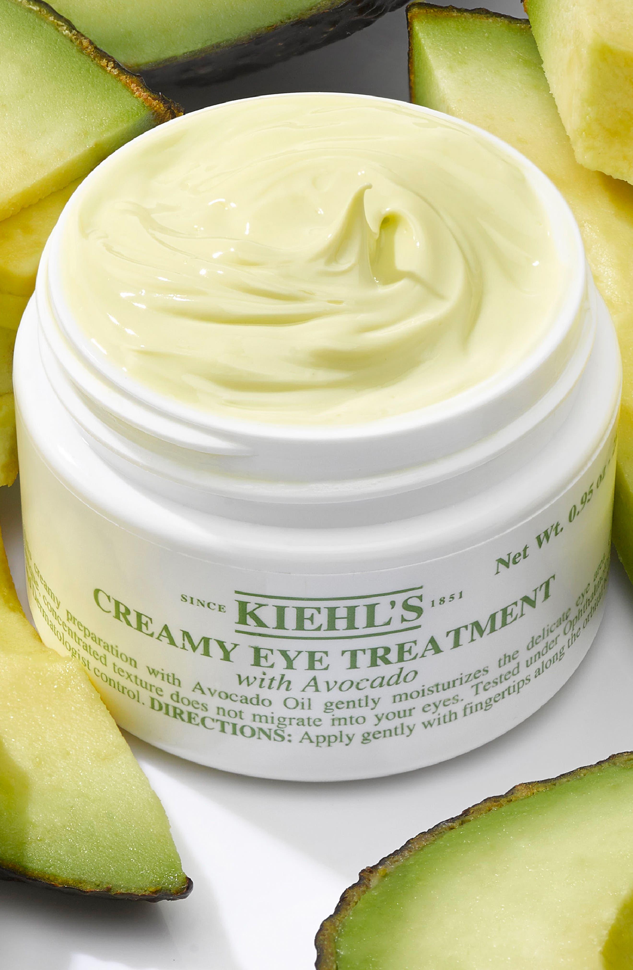 Creamy Eye Treatment with Avocado,                             Alternate thumbnail 3, color,                             No Color