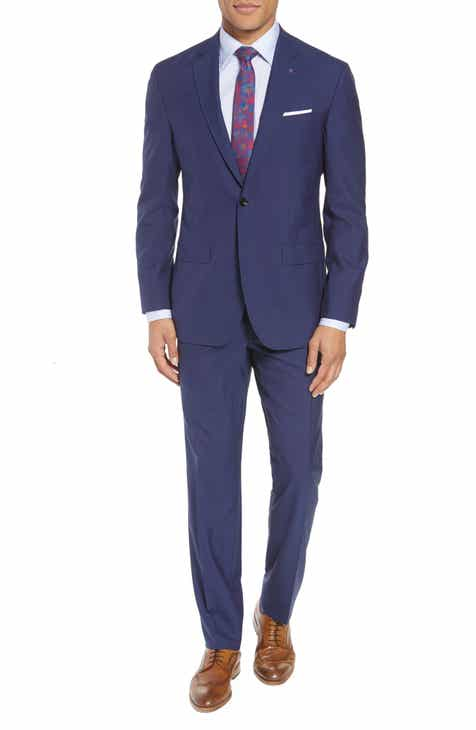 Ted Baker London Jay Trim Fit Suit cdb25cf982f