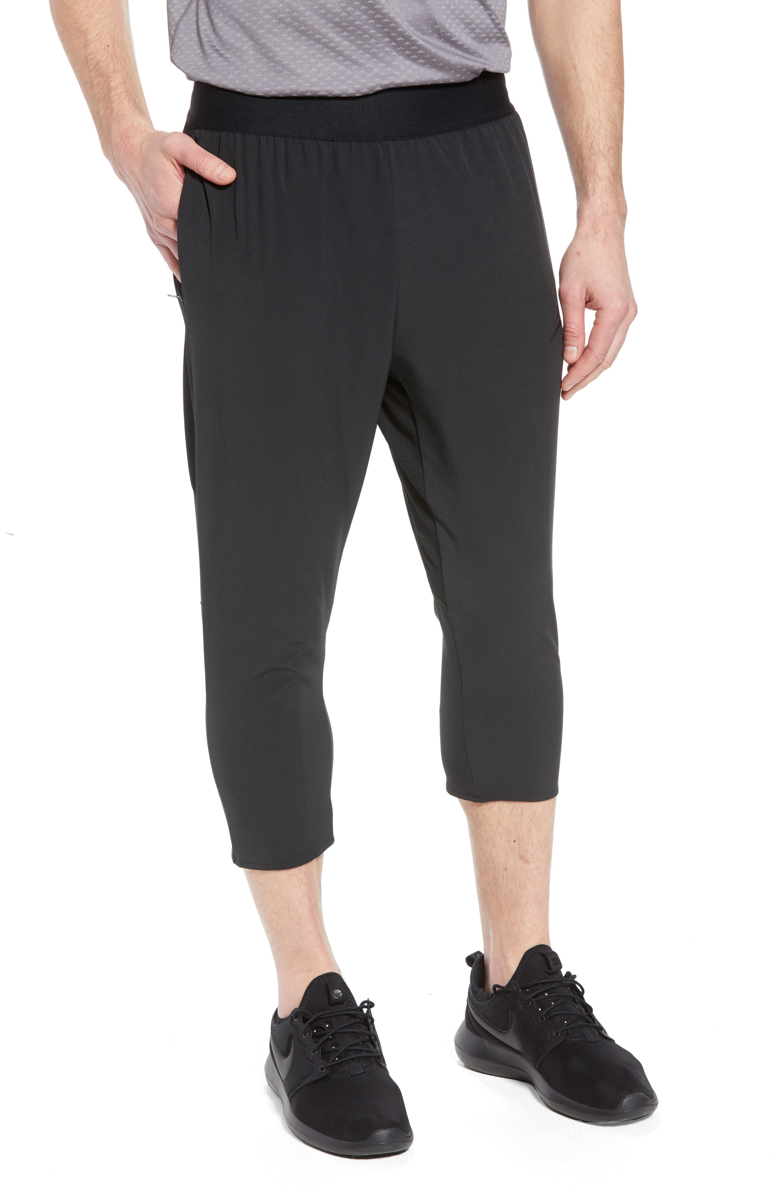 Ult Flight Pants,                         Main,                         color, Black/ Black