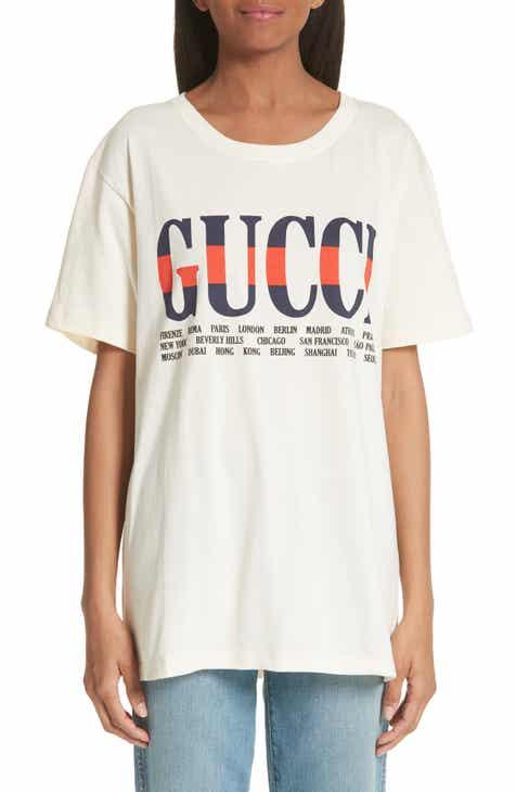 3ff505a35b1 Women's Gucci Tops | Nordstrom