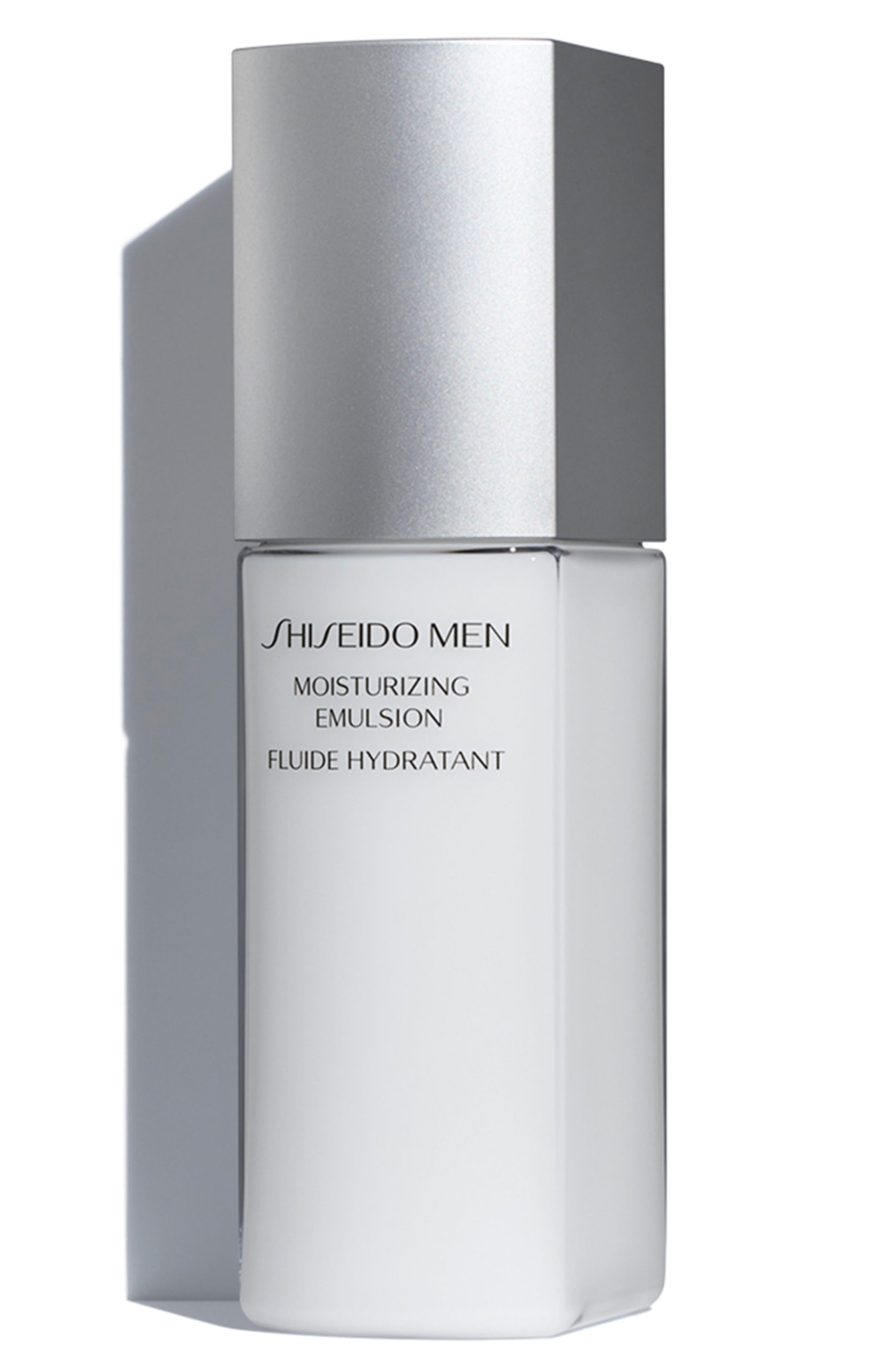 Shiseido Men Moisturing Emulsion