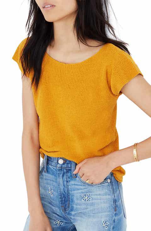 Madewell Marin Sweater Tee