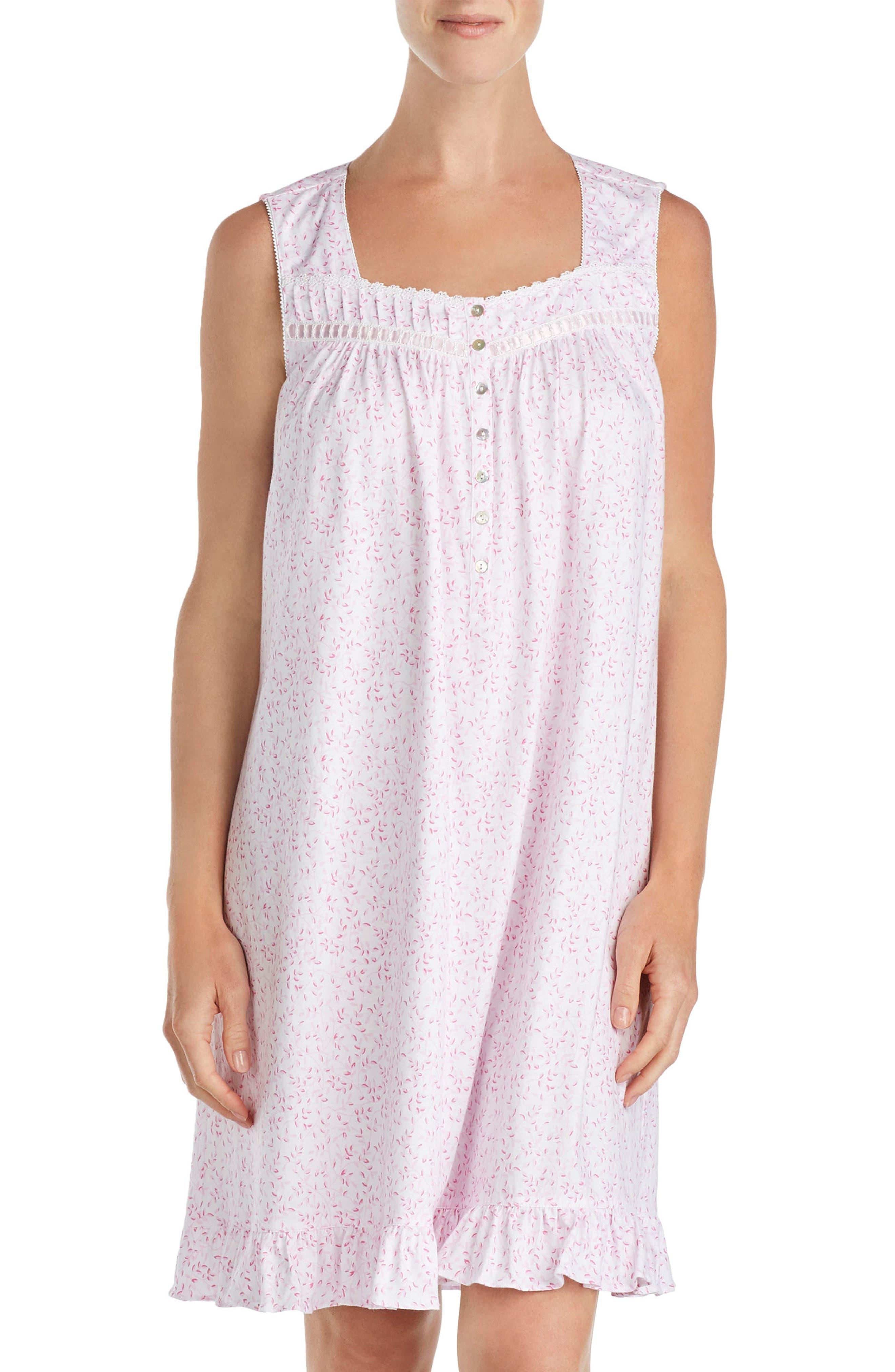 Eileen West Short Nightgown