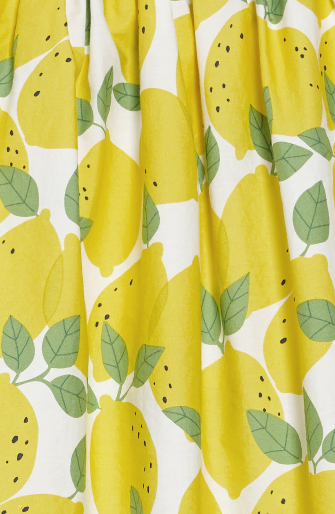 Alternate Image 3  - Mini Boden Fifties Summer Dress (Toddler Girls, Little Girls & Big Girls)