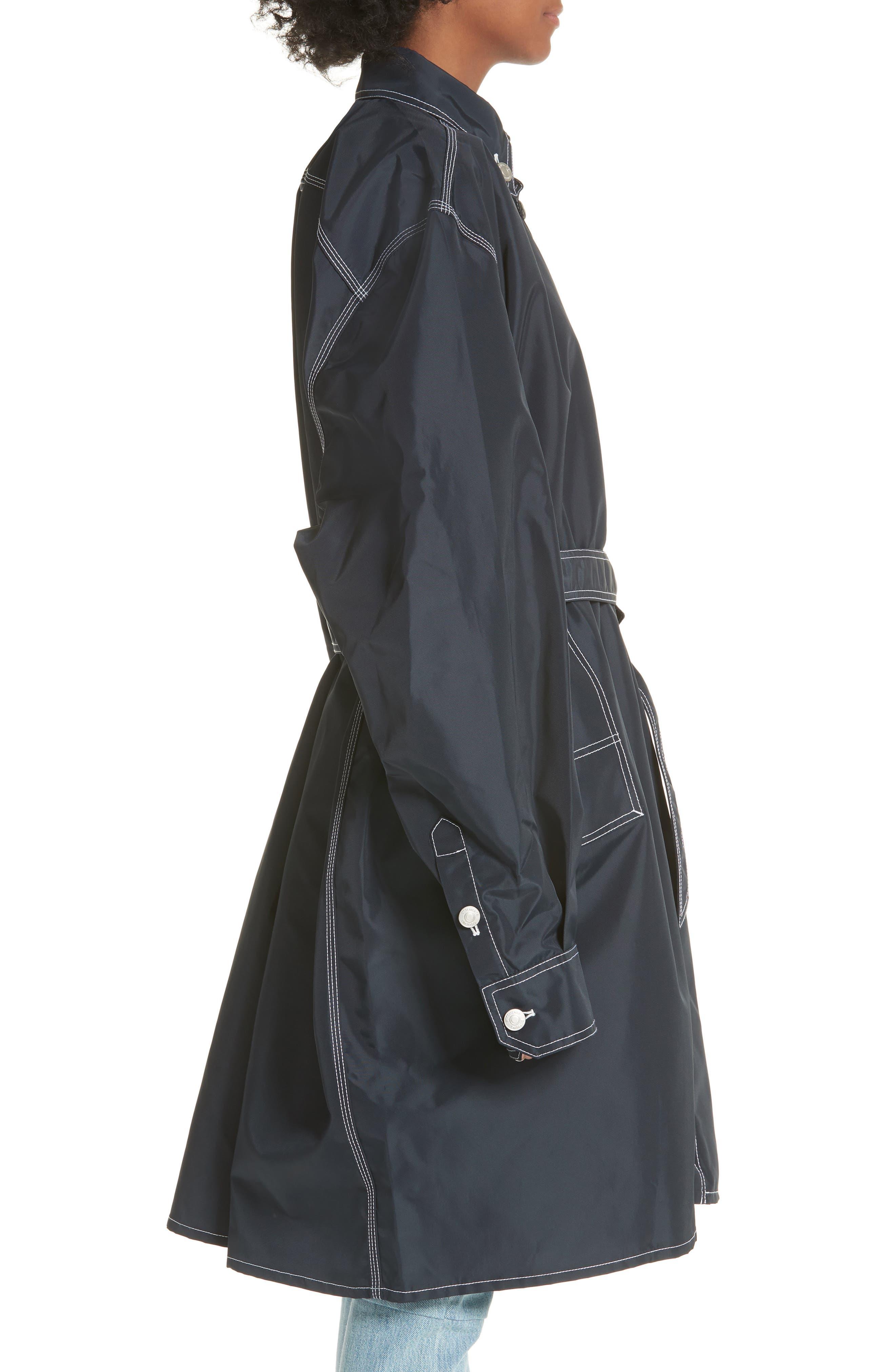 Alternate Image 3  - Vetements Workwear Coat