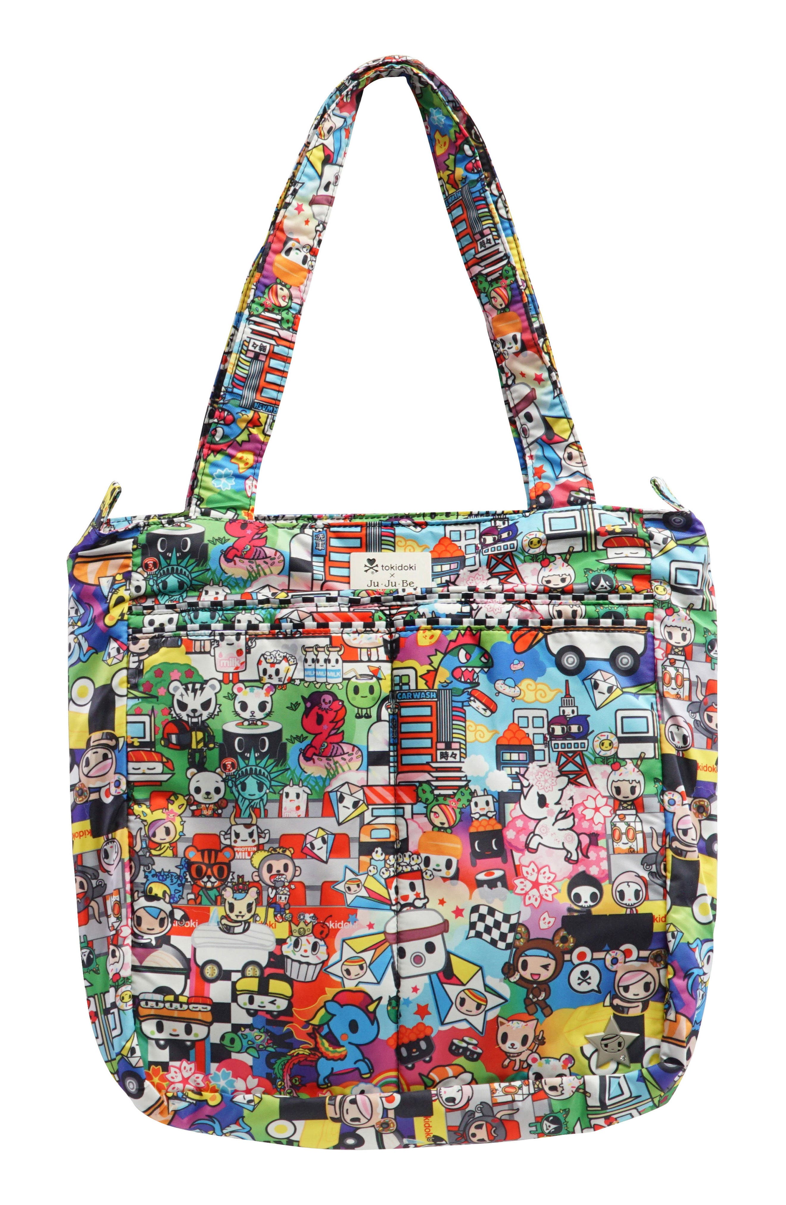 Alternate Image 1 Selected - tokidoki x Ju-Ju-Be 'Be Light' Diaper Tote