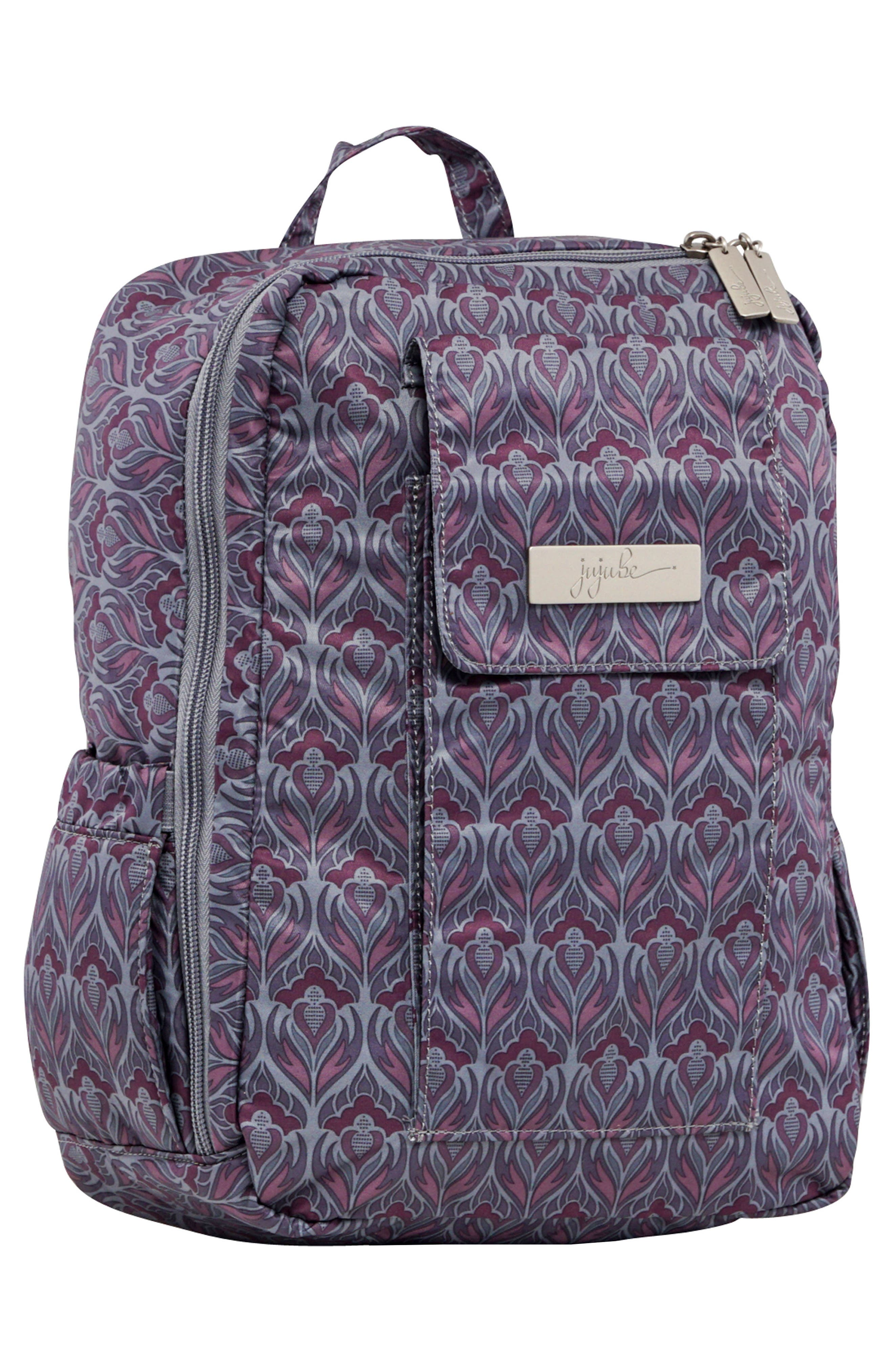 'Mini Be' Backpack,                             Alternate thumbnail 4, color,                             Amethyst Ice