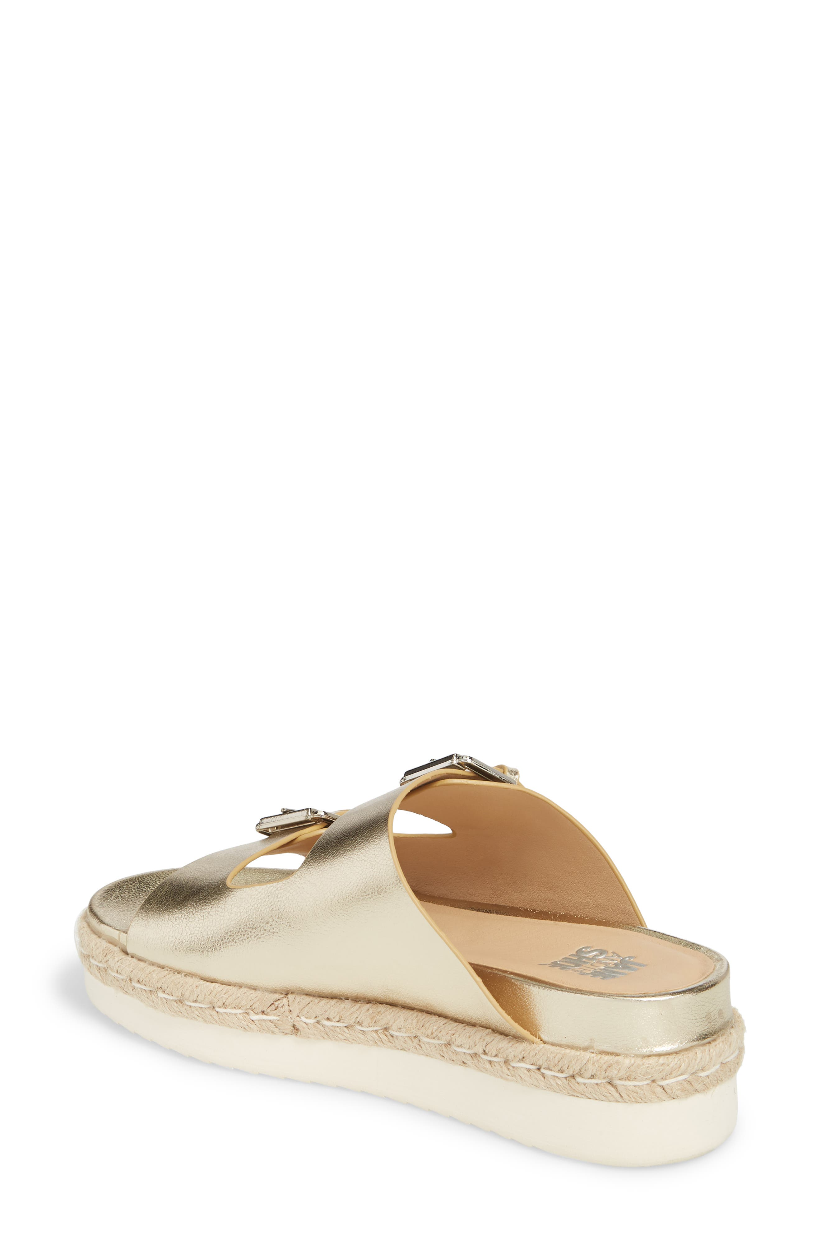 Womens Jane And The Shoe Shoes Nordstrom Khalista Collection Flip Flops Flat Sandal Silver