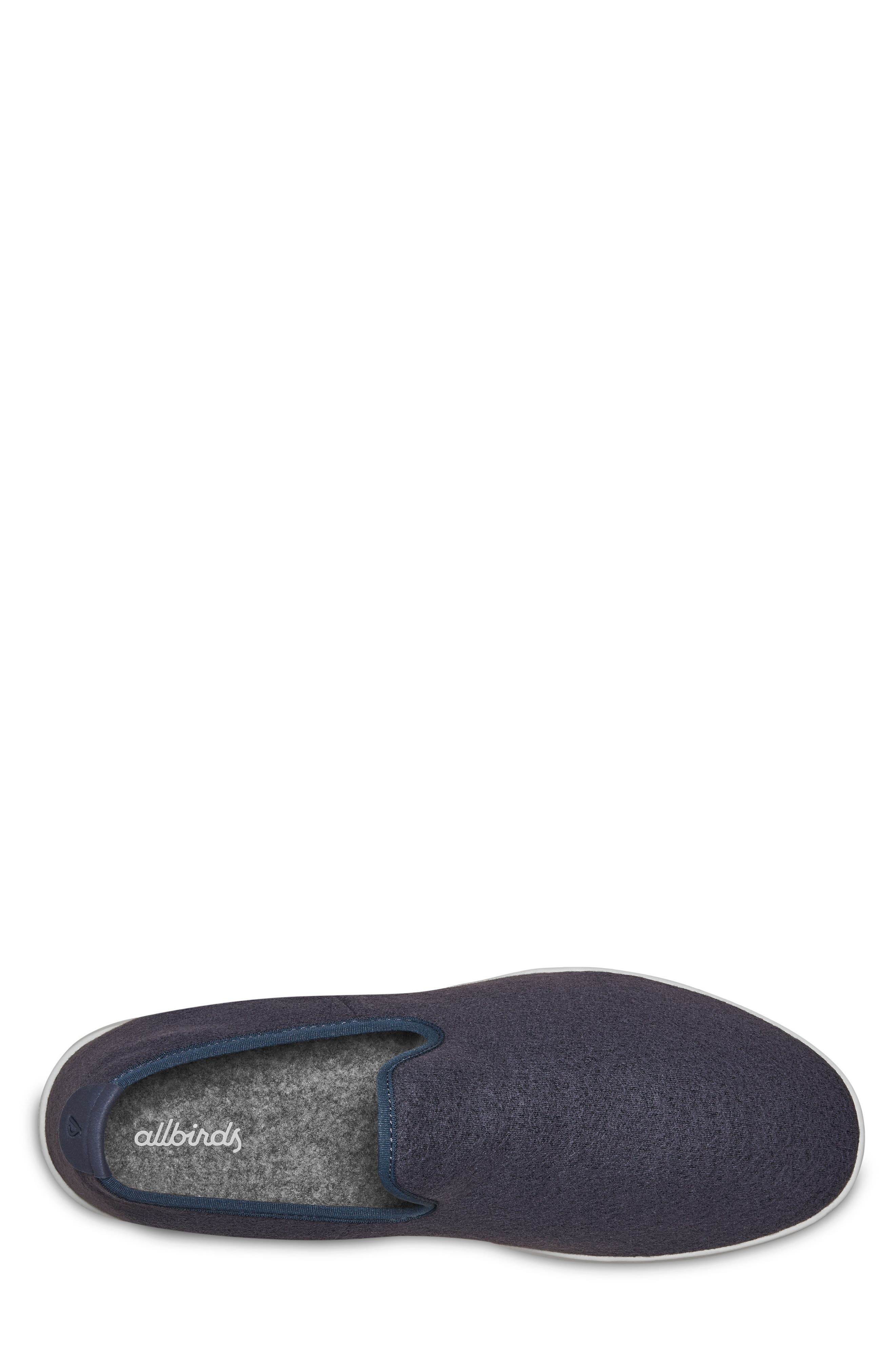Wool Lounger,                             Alternate thumbnail 4, color,                             Midnight