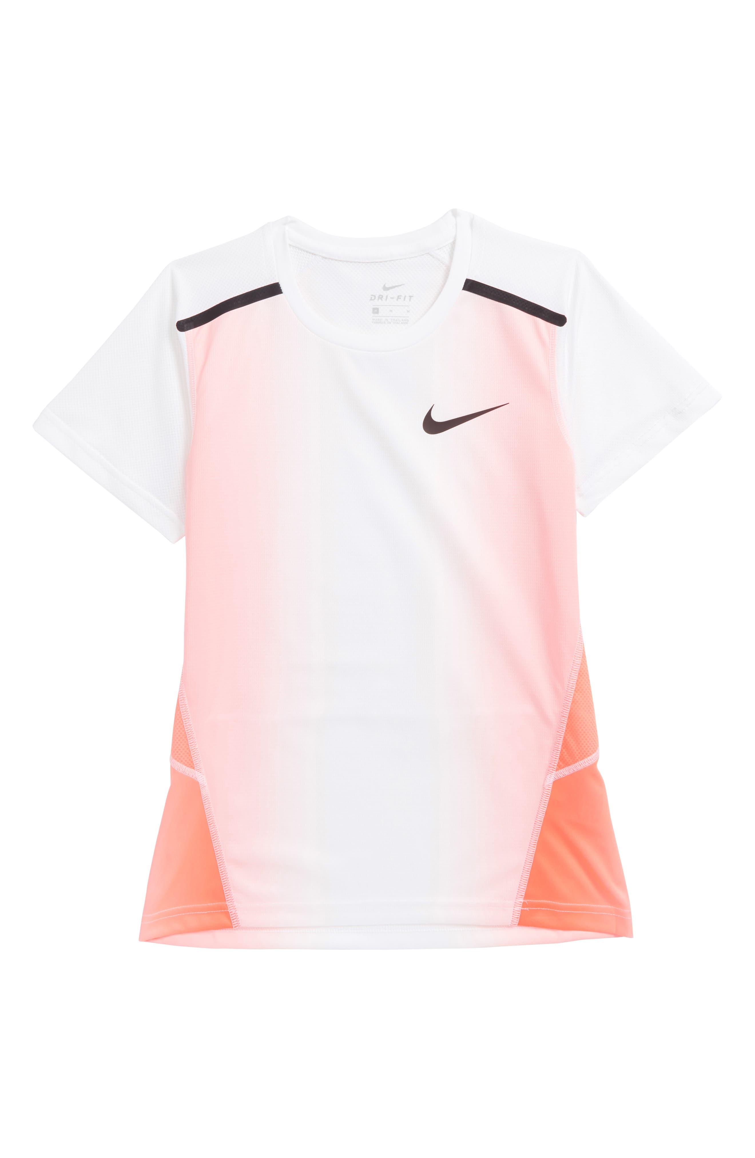 Nike Breathe Dry Insta Air Shirt (Little Boys & Big Boys)