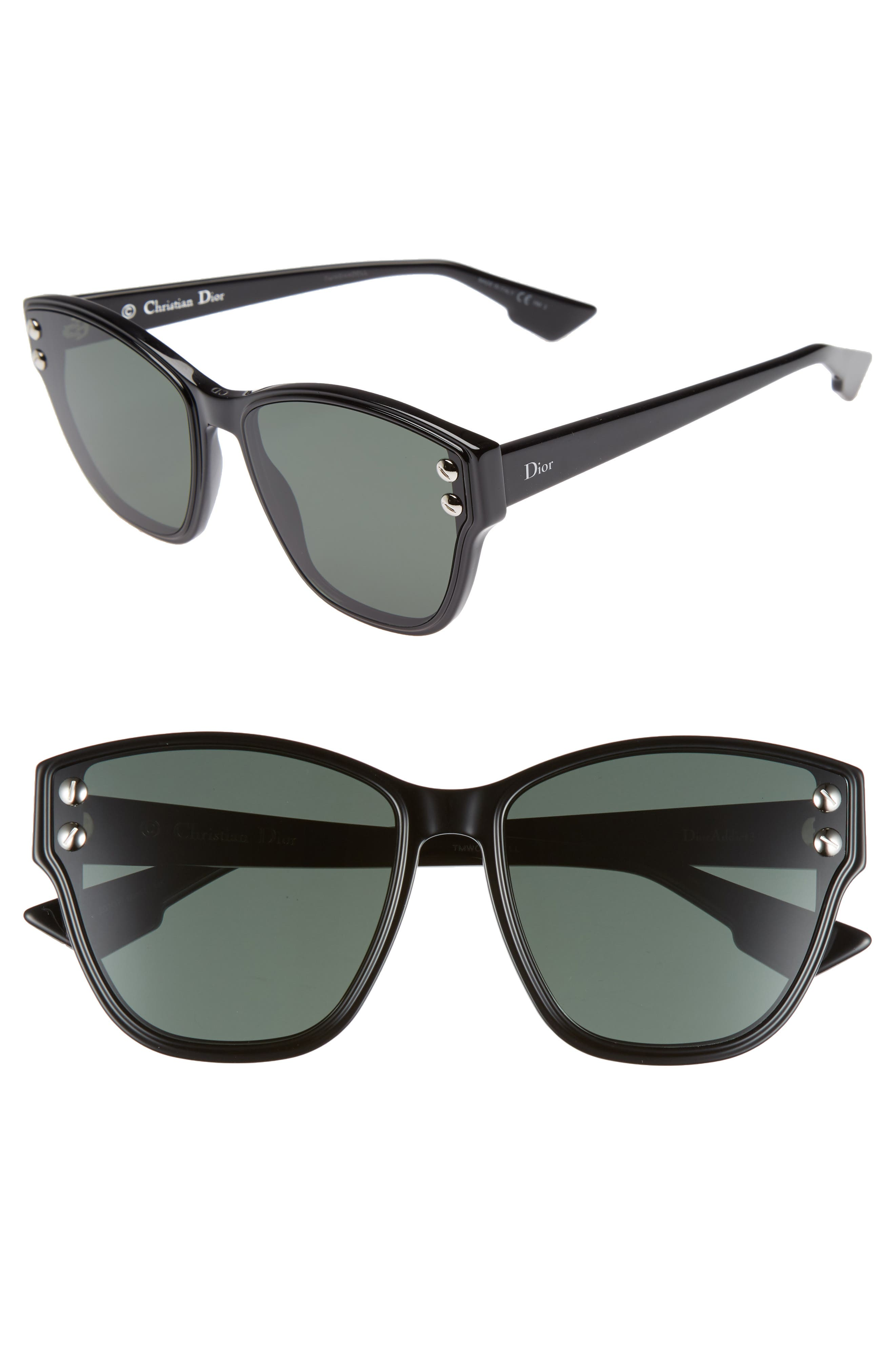 Dior 60mm Sunglasses