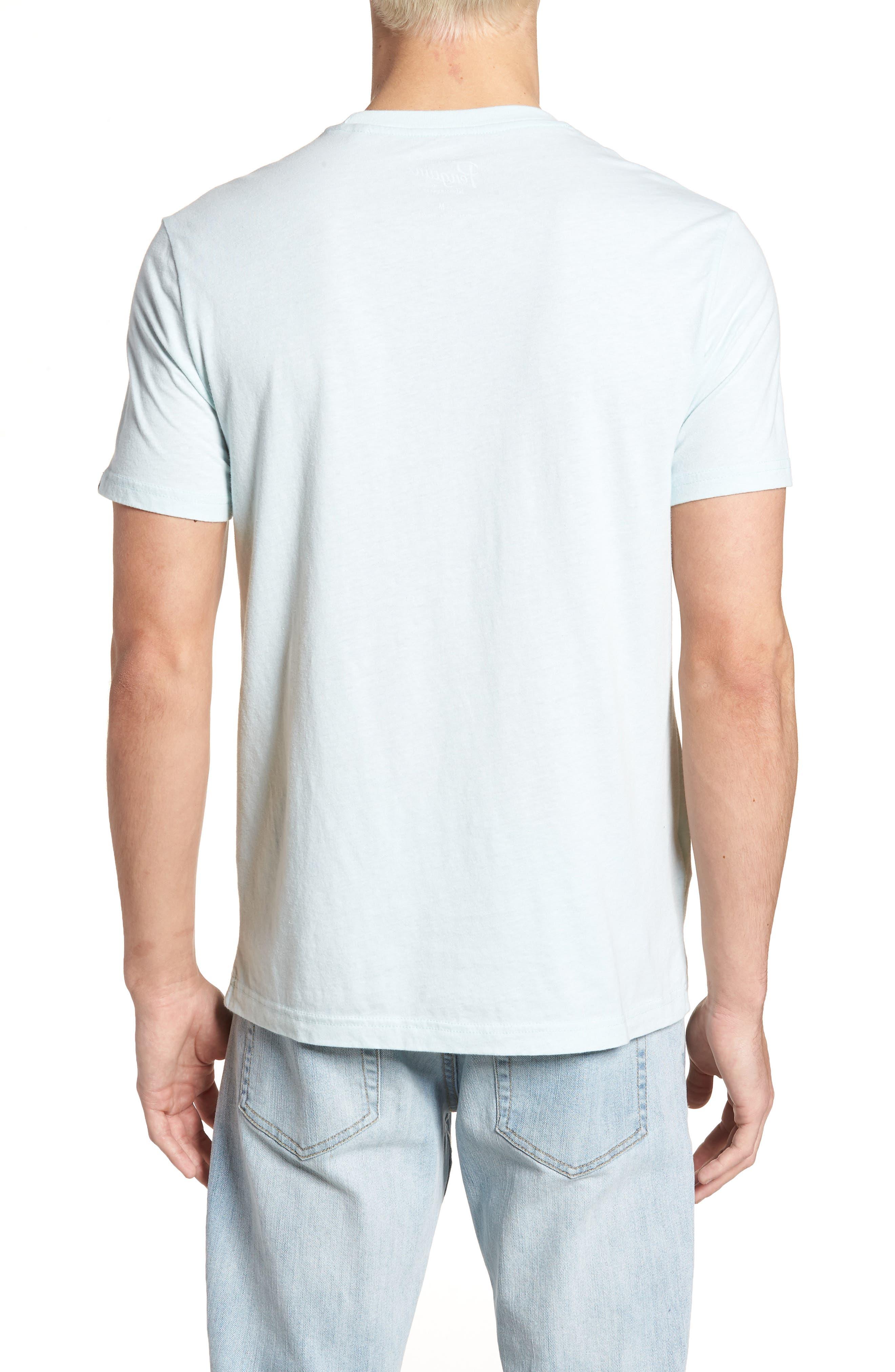 Happy Daze T-Shirt,                             Alternate thumbnail 2, color,                             Pastel Blue