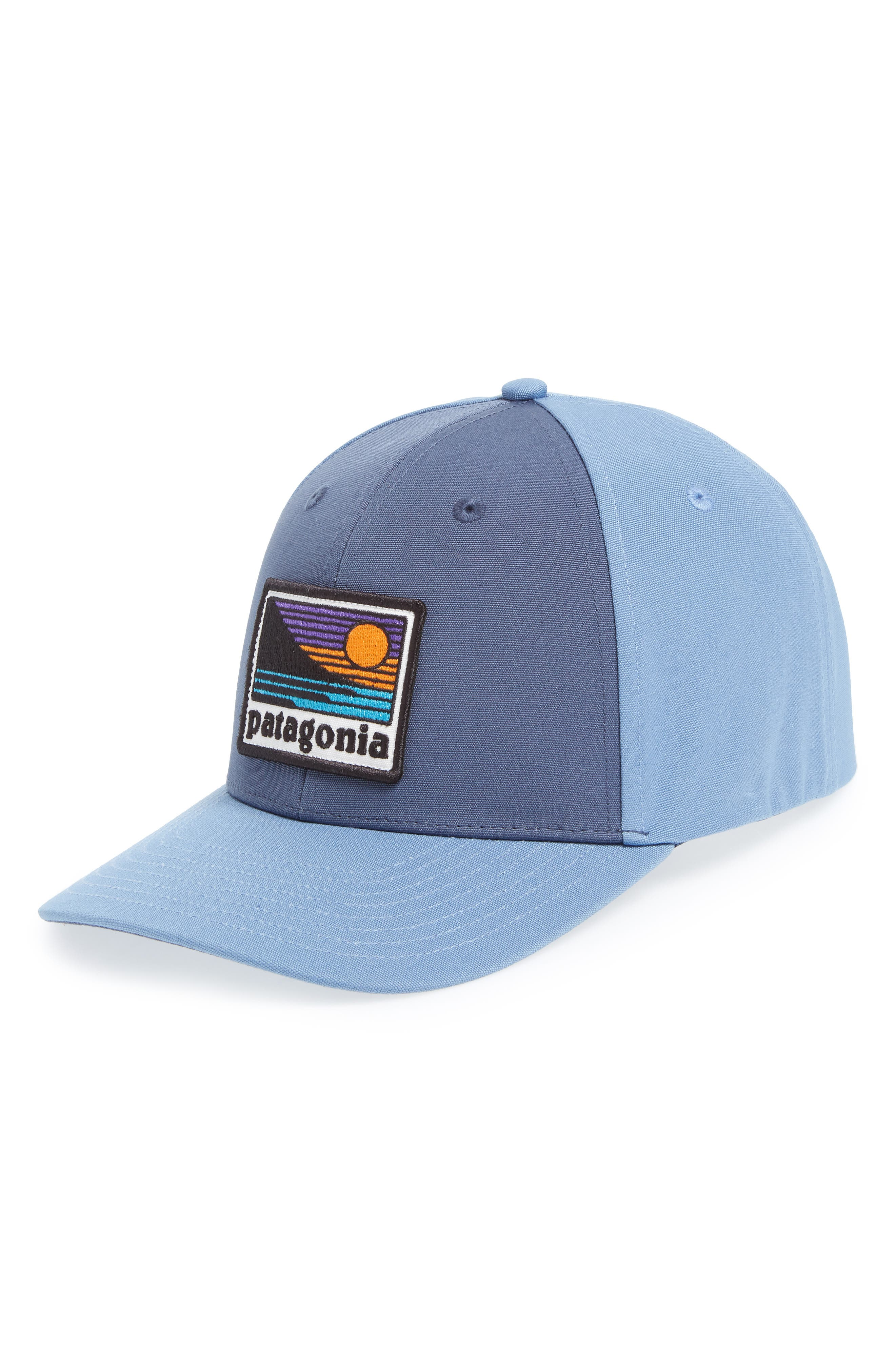 Up & Out Roger That Trucker Cap,                         Main,                         color, Dolomite Blue