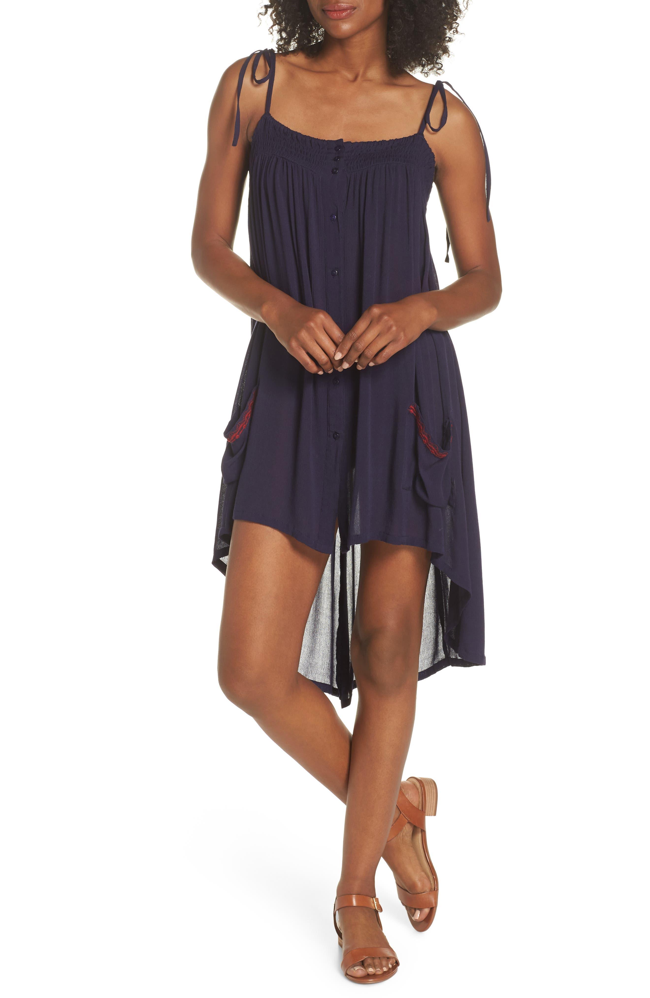 OLIVIA COVER-UP DRESS